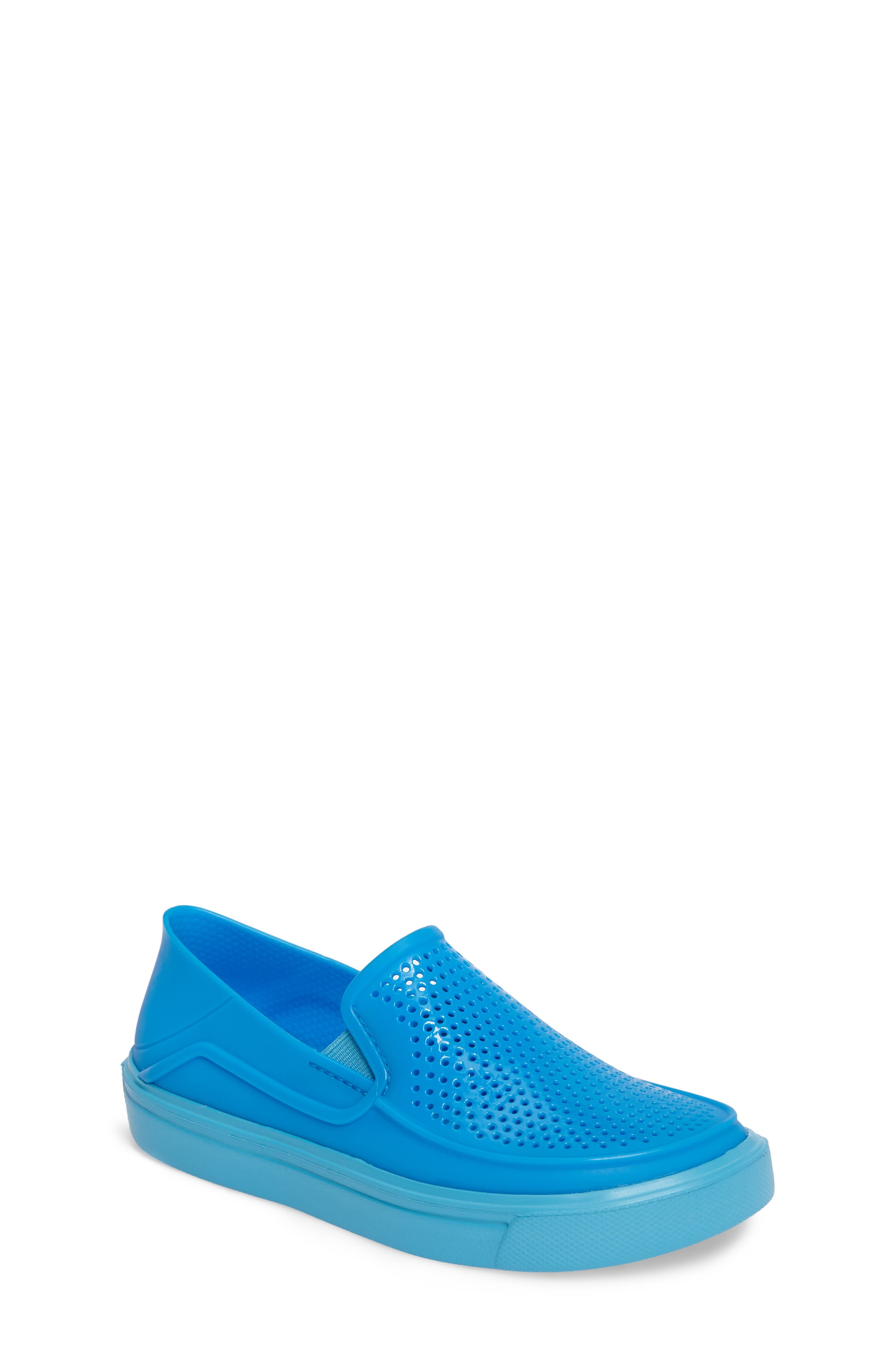 CROCS™ CitiLane Roka Slip-On (Walker, Toddler & Little Kid)