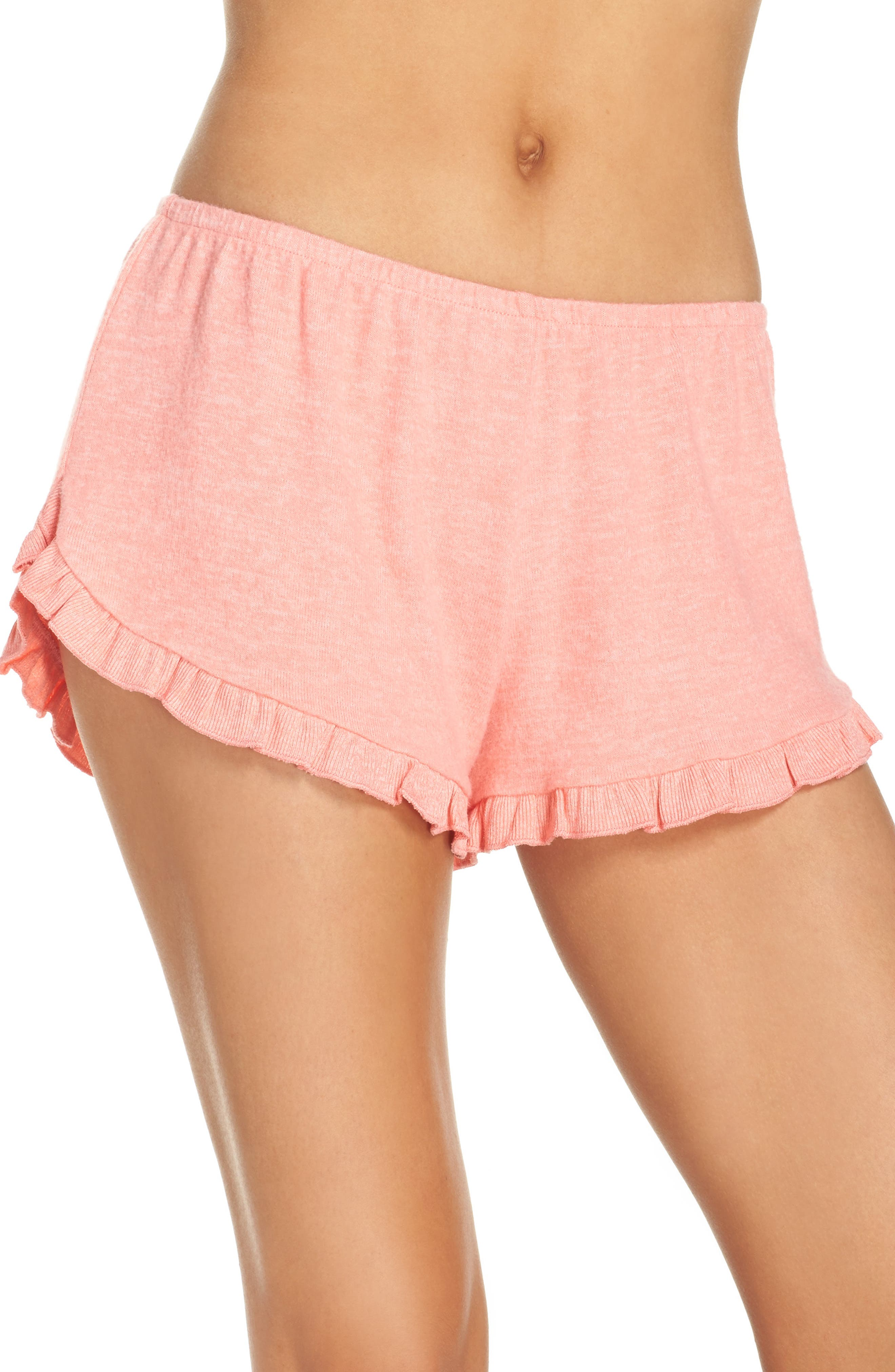 Make + Model Cozy Ruffle Shorts