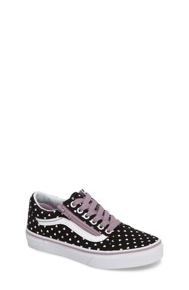 Vans Old Skool Zip Sneaker (Baby, Walker, Toddler, Little Kid & Big Kid)