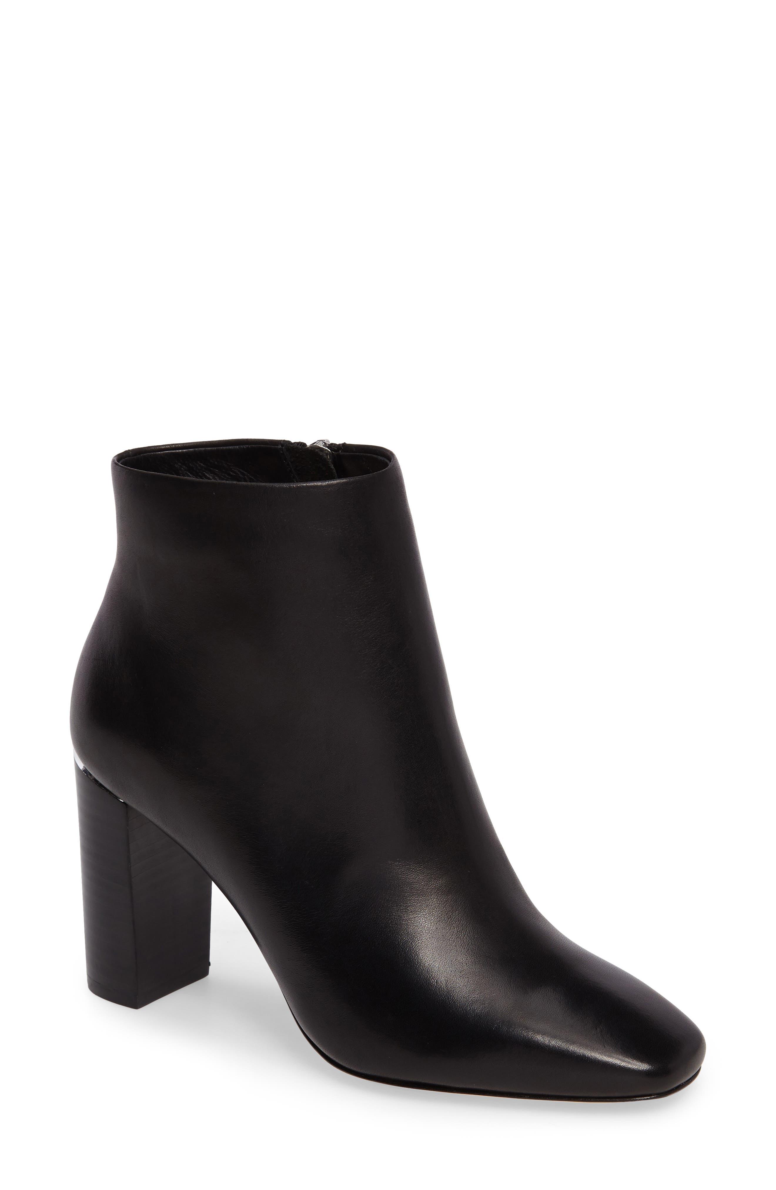 Pour la Victoire Rickie Crescent Heel Bootie (Women)