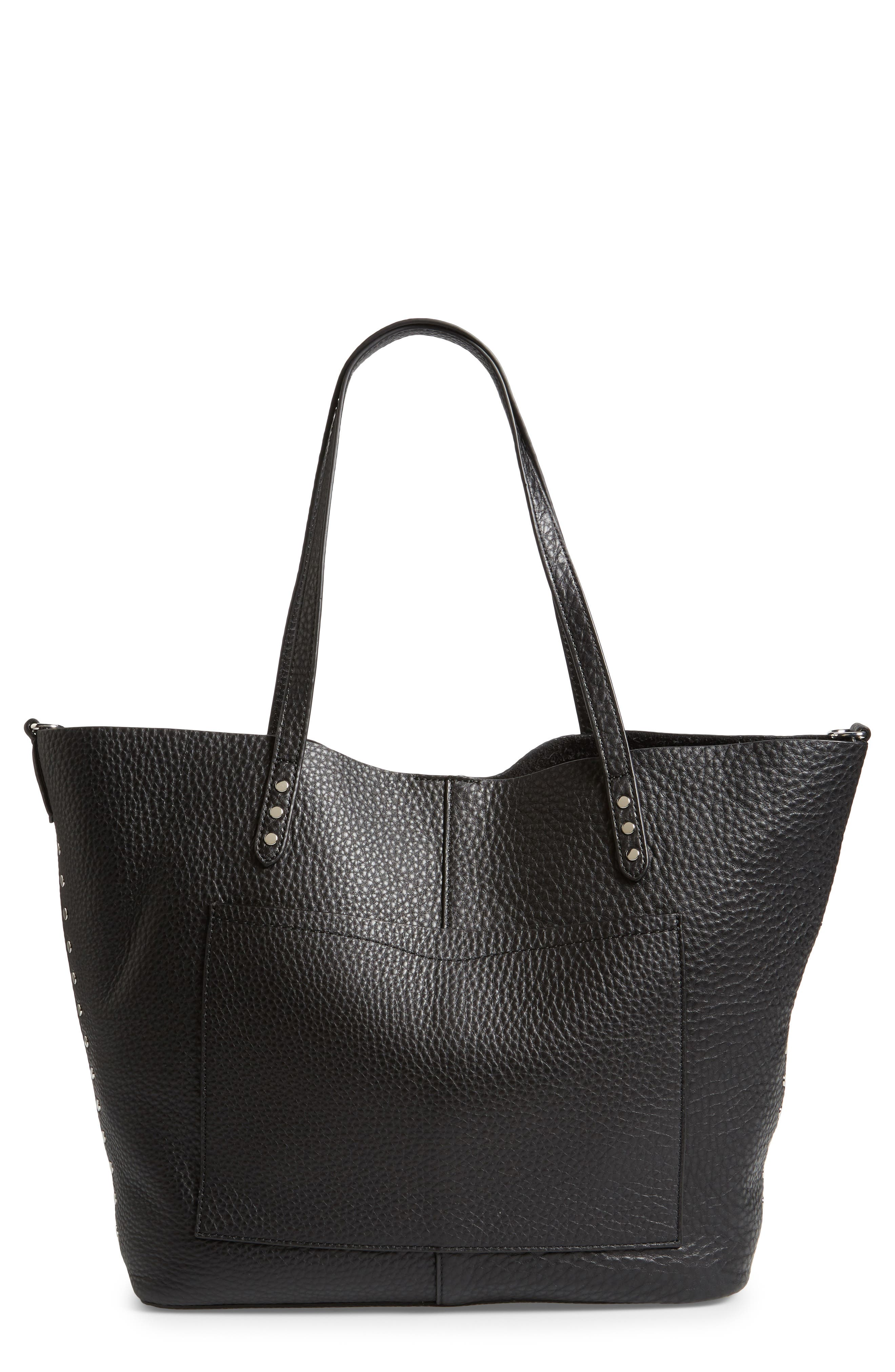 Rebecca Minkoff Leather Baby Bag