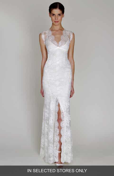 Lace Wedding Dresses | Nordstrom