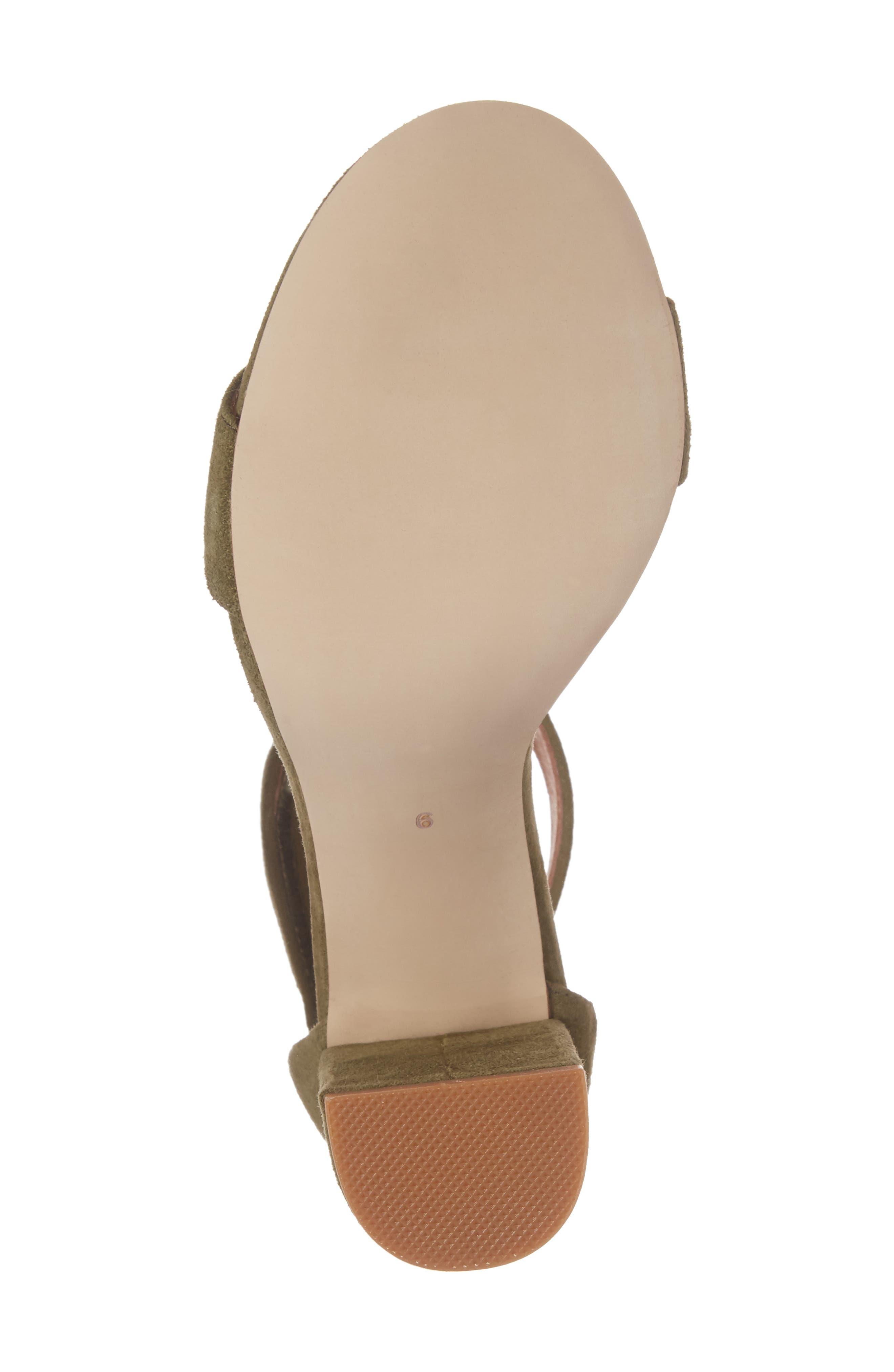 Alternate Image 6  - Jeffrey Campbell 'Lindsay' Ankle Strap Sandal (Women)