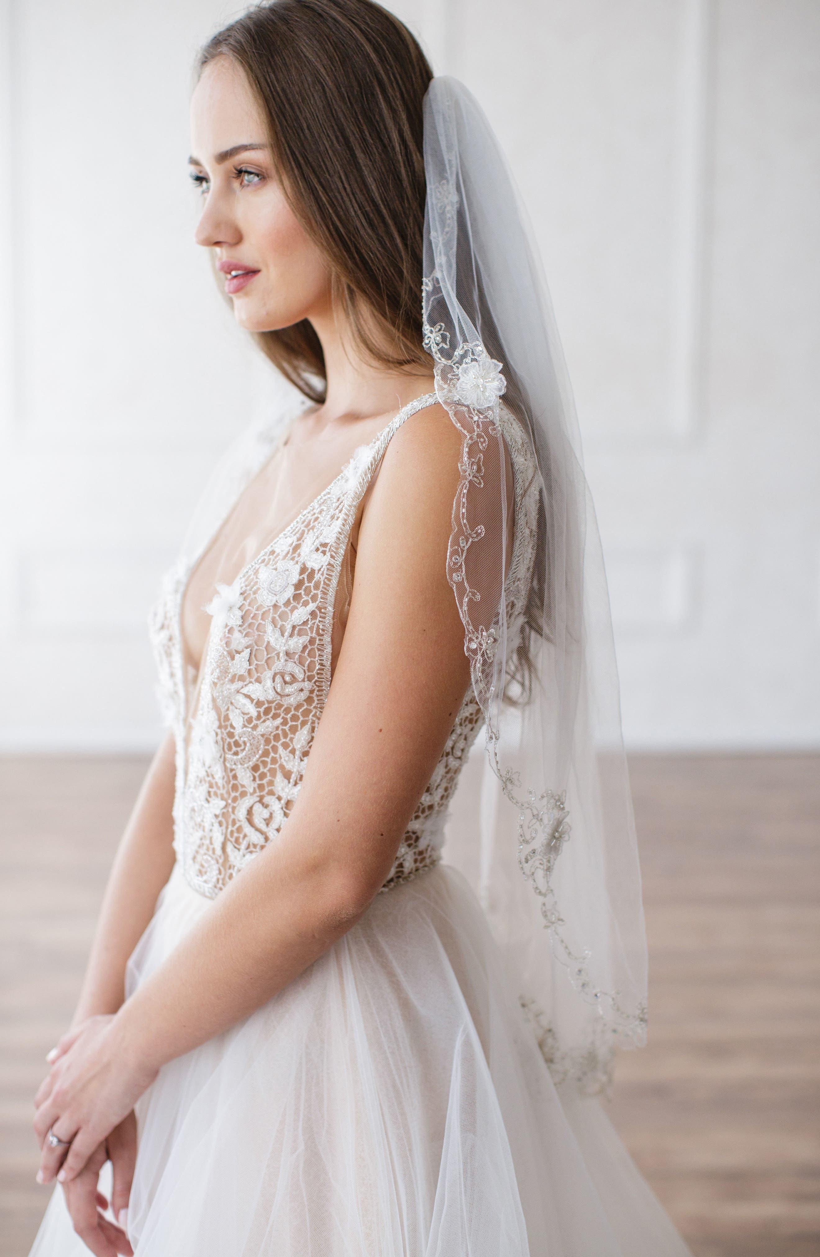 Brides & Hairpins Marina Embellished Veil