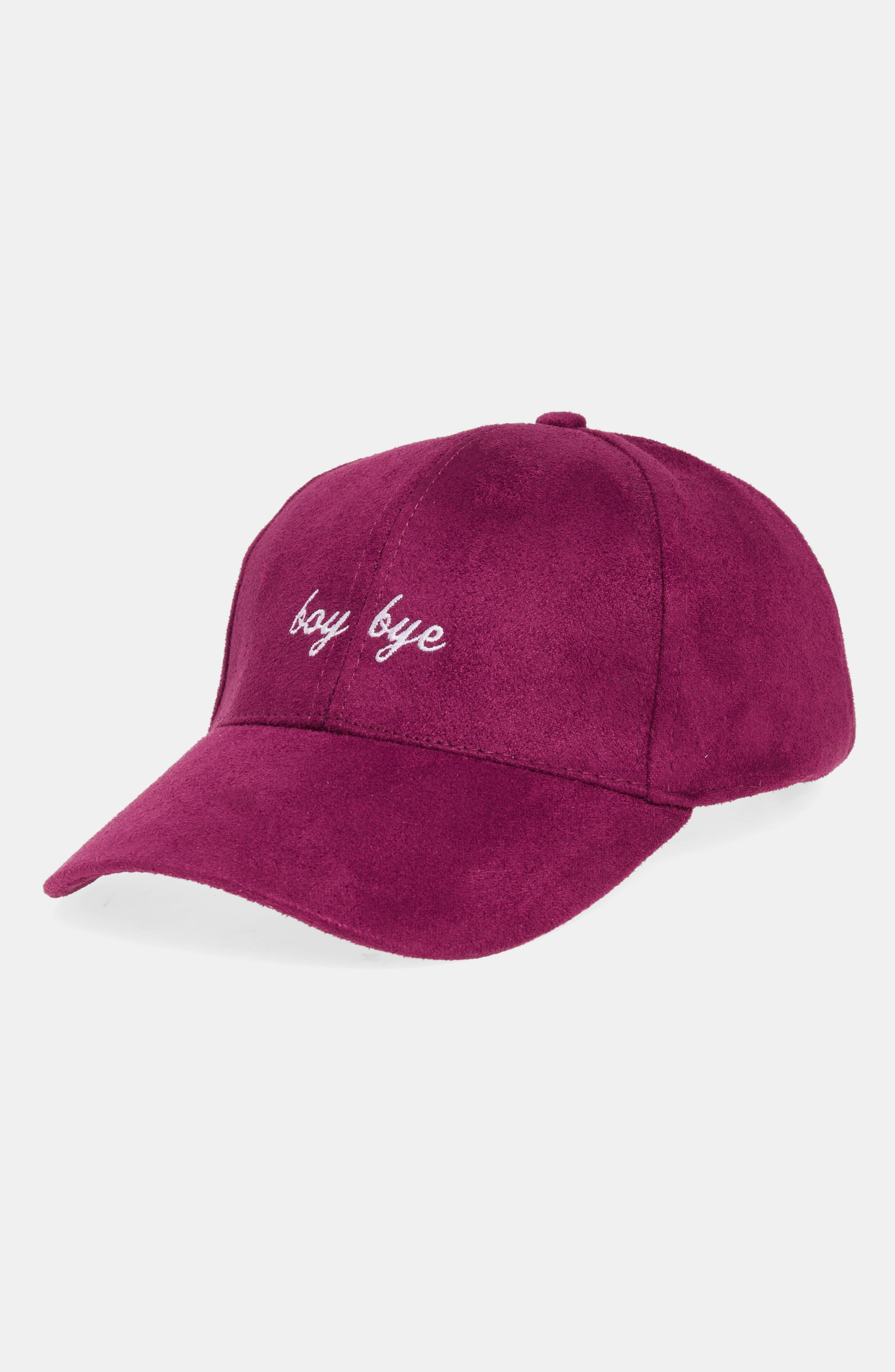 NYC Underground Boy Bye Ball Cap