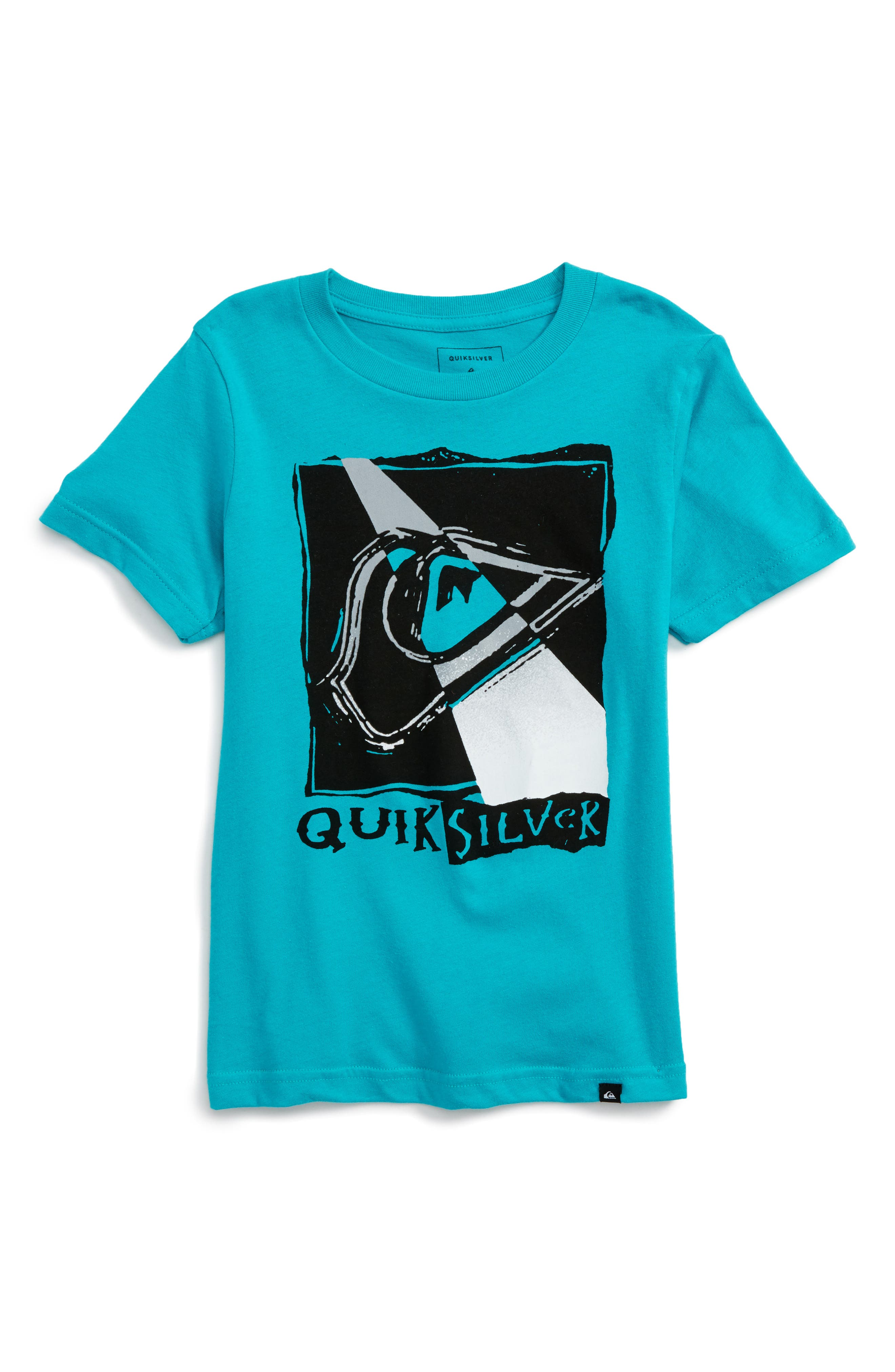 Quiksilver Hot Spot Graphic T-Shirt (Toddler Boys & Little Boys)