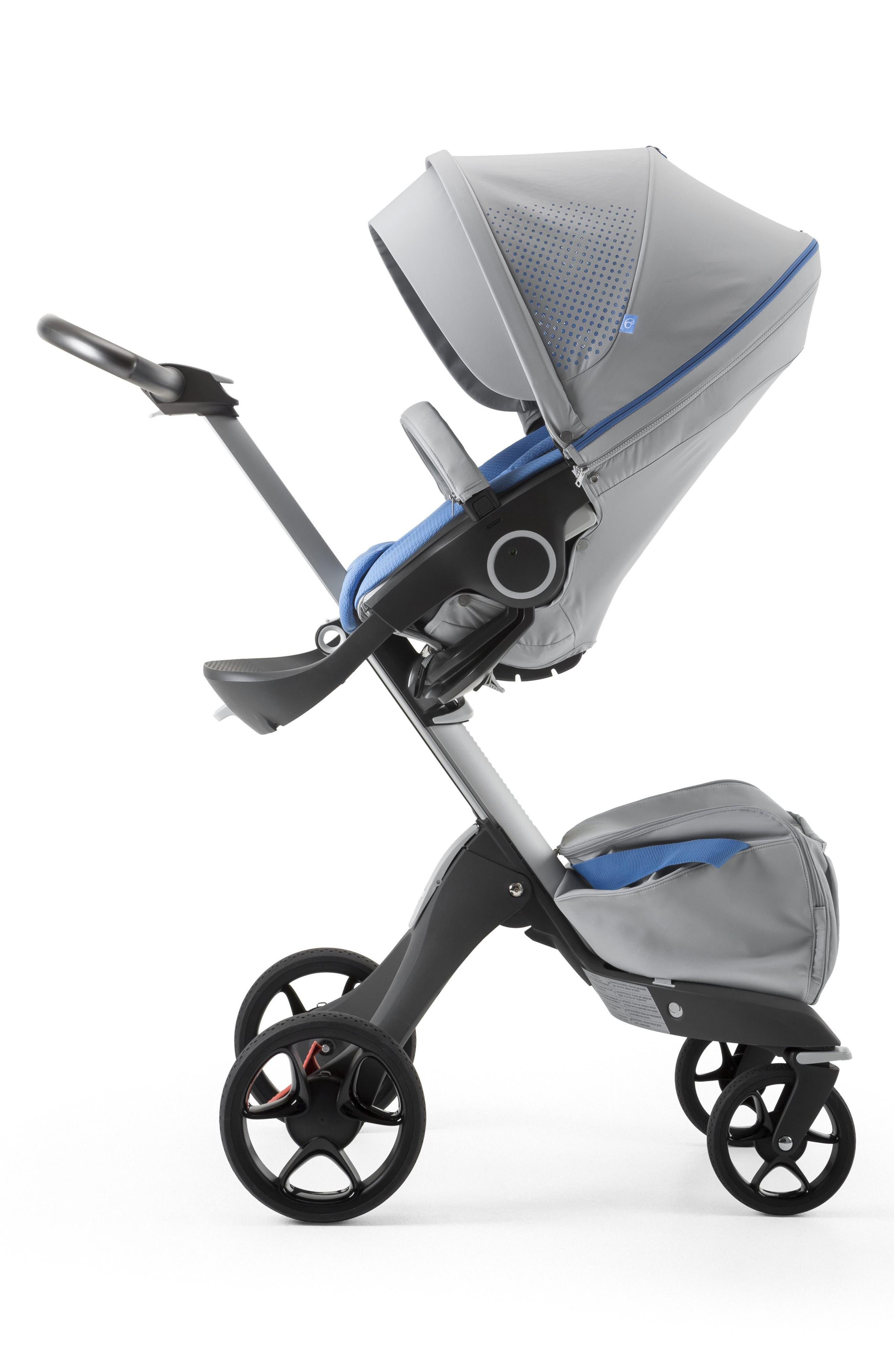 Stokke Xplory® V5 Marina Athleisure Stroller