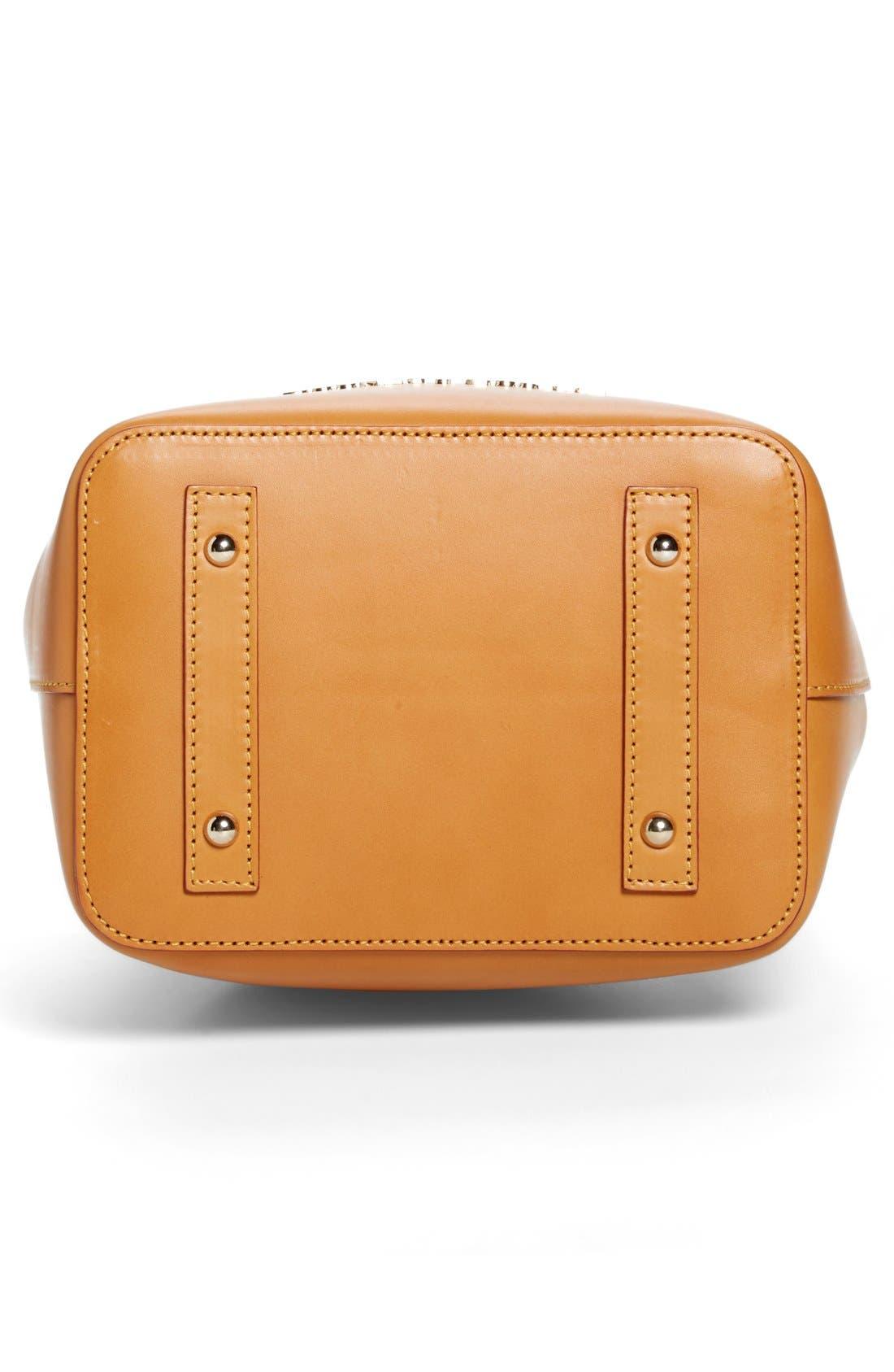 Alternate Image 6  - Dooney & Bourke 'Serena' Leather Bucket Bag