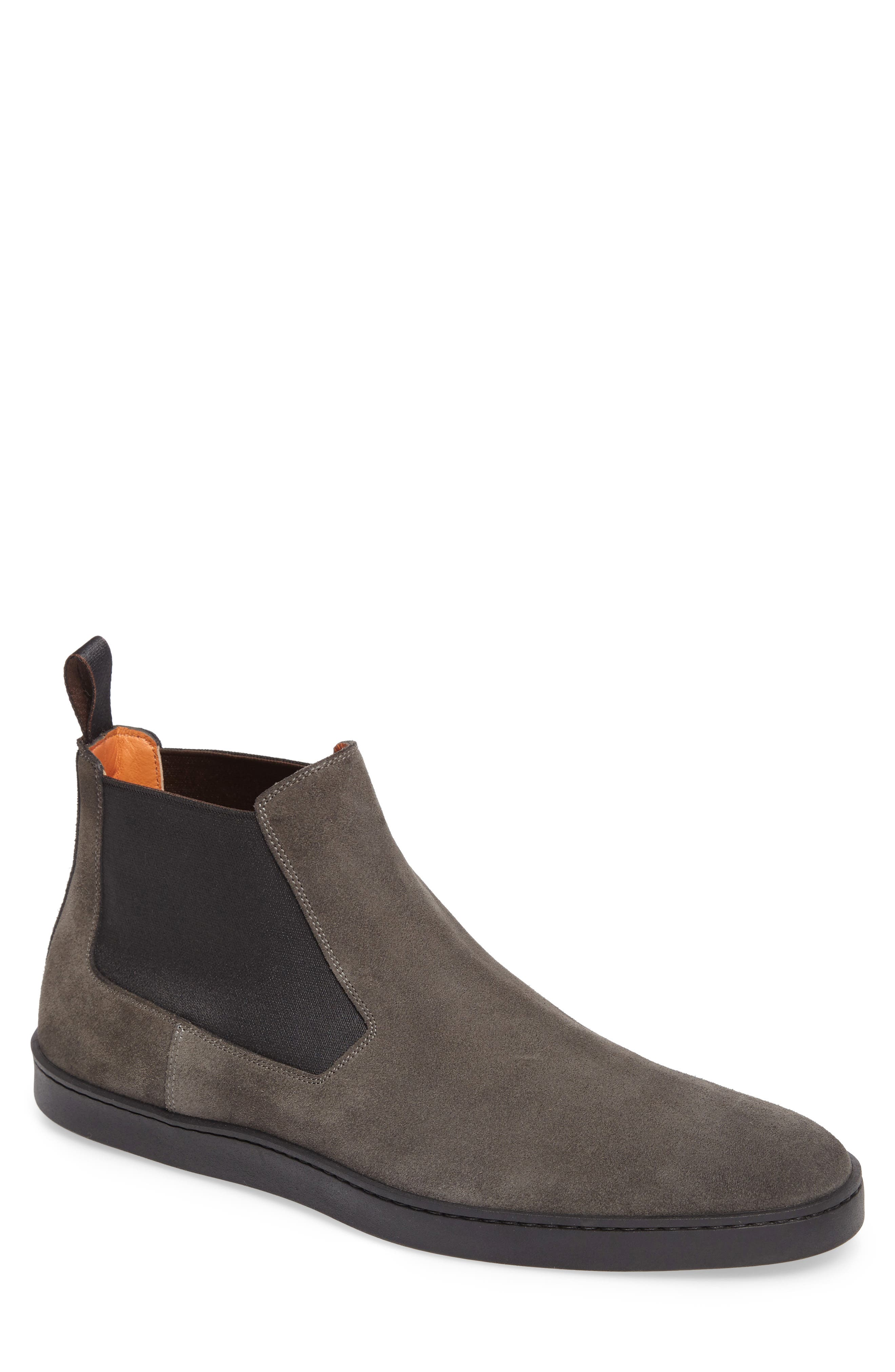 Santoni Garnett Chelsea Boot (Men)