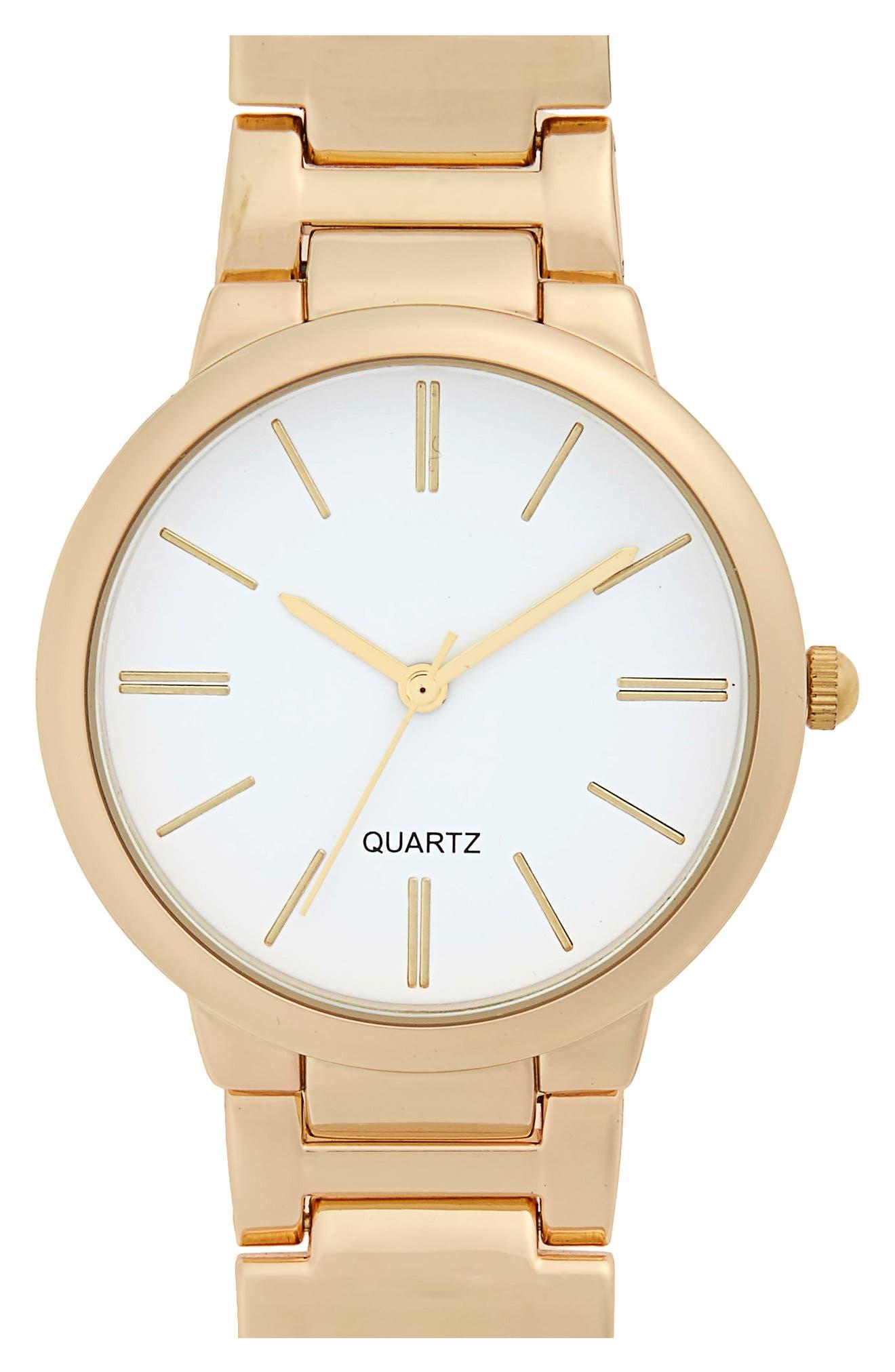 BP. Bracelet Watch, 35mm