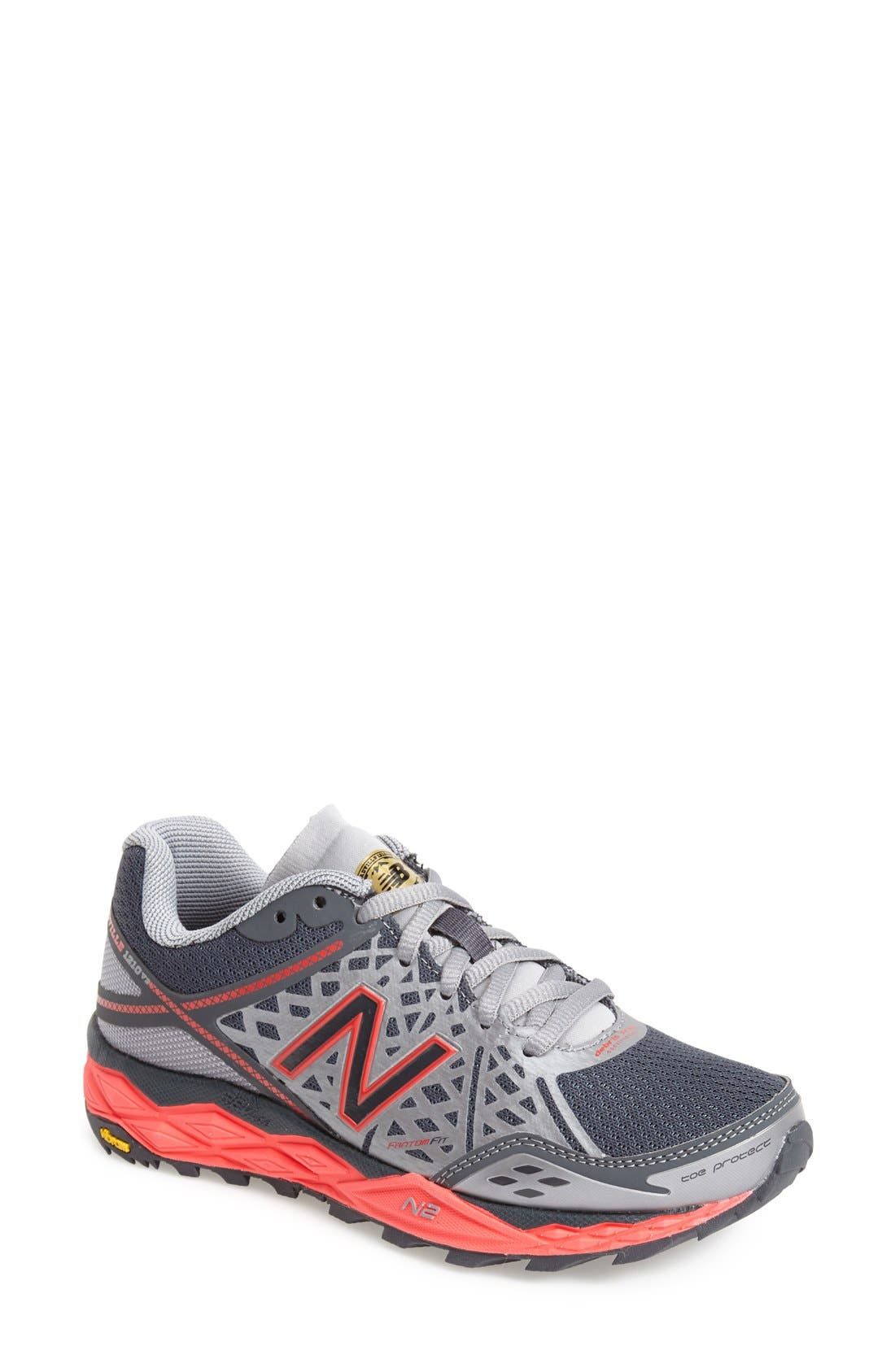 Alternate Image 1 Selected - New Balance '1210' Trail Running Shoe (Women)