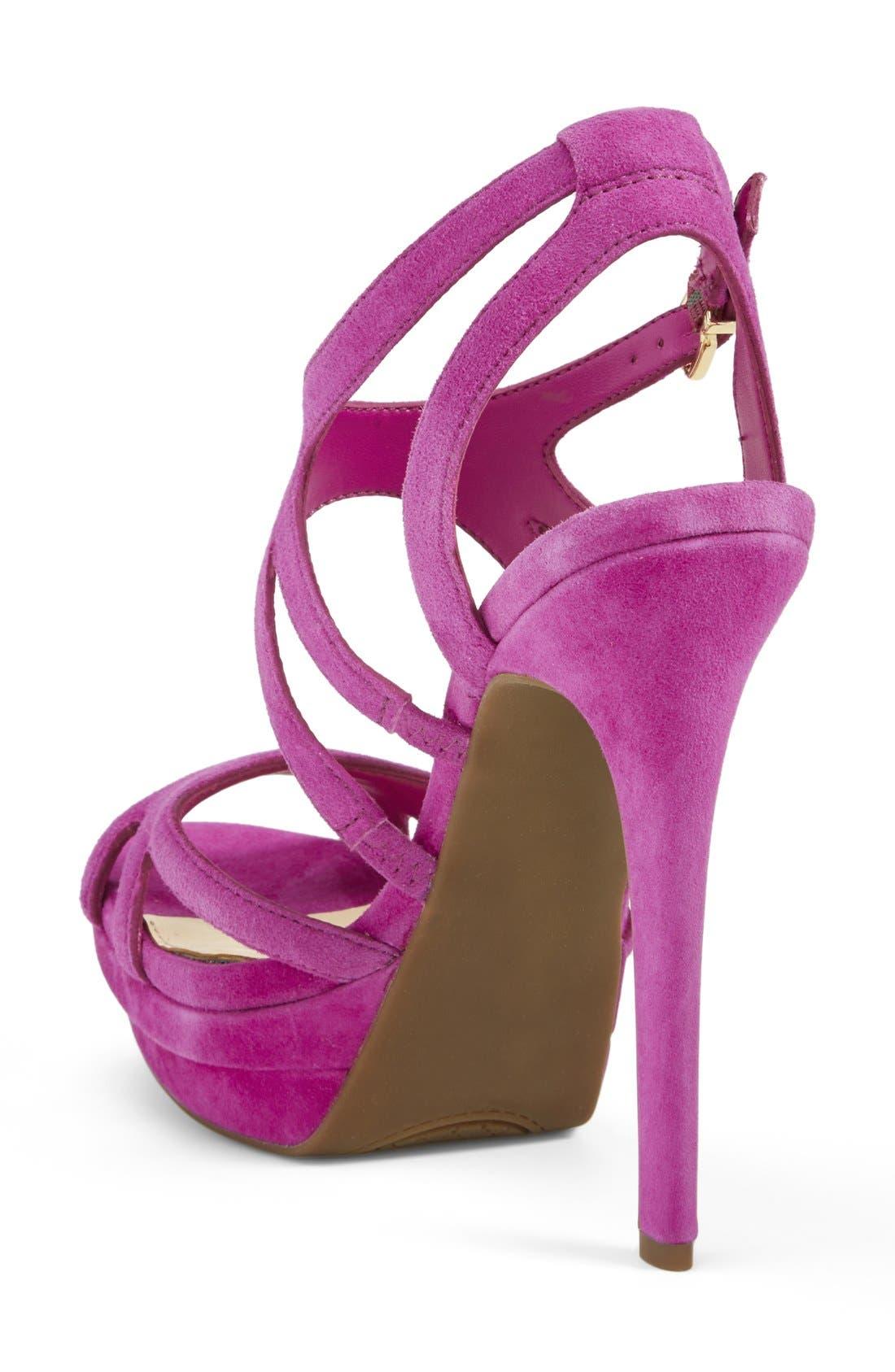 Alternate Image 2  - Jessica Simpson 'Presslie' Ankle Strap Platform Sandal (Women)