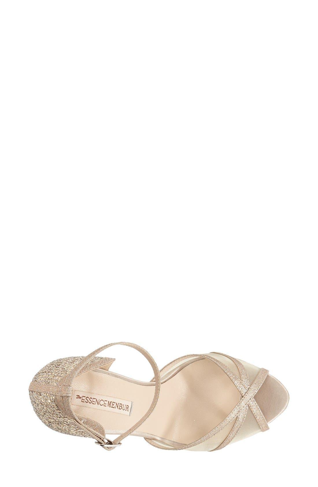 Alternate Image 3  - Menbur 'Anora' Ankle Strap Platform Sandal (Women)