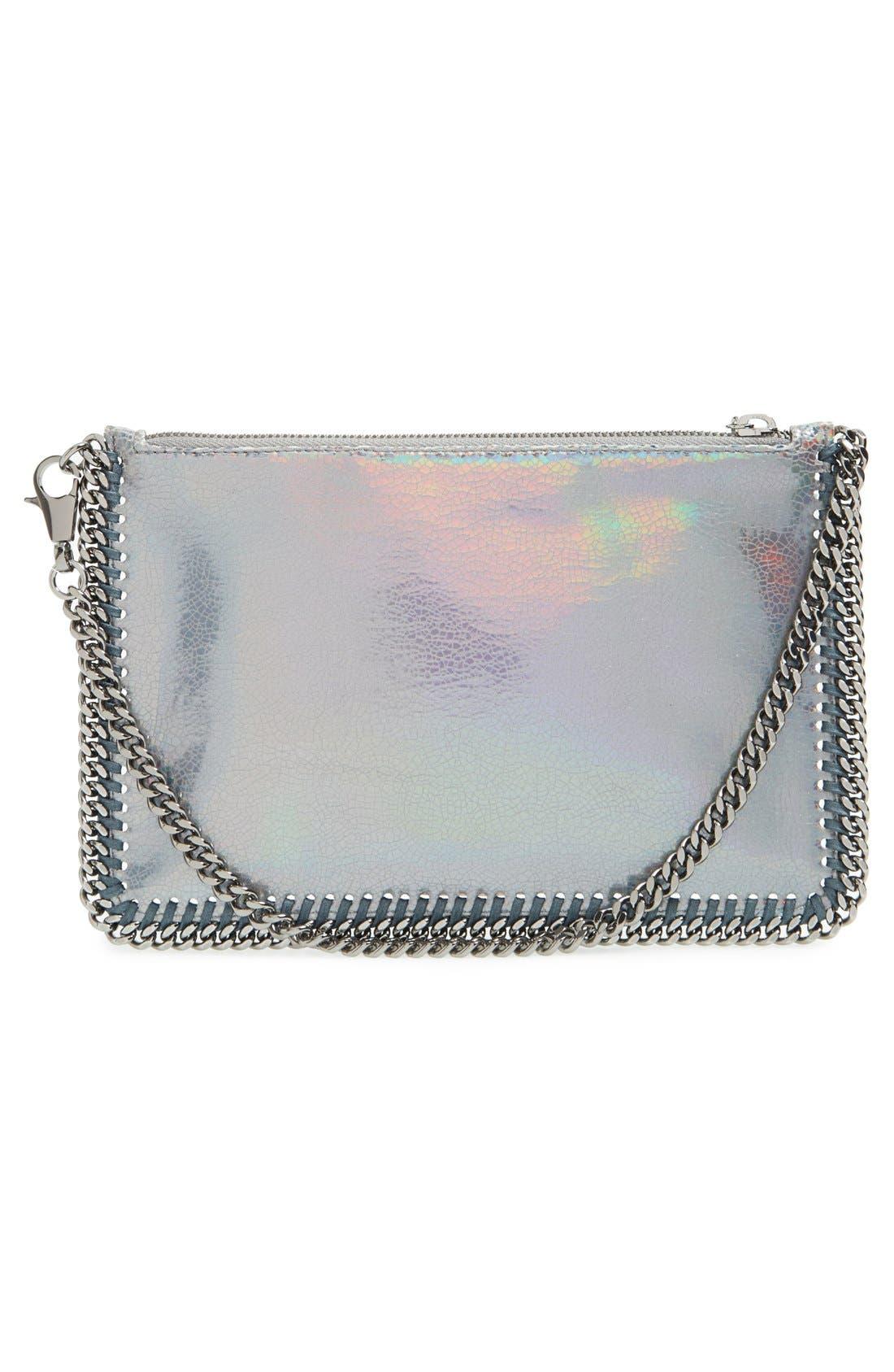 Alternate Image 4  - Stella McCartney 'Falabella' Hologram Handbag