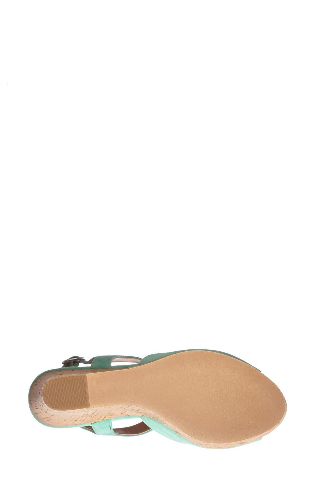 Alternate Image 2  - BP. 'Springs' Peep Toe Wedge Sandal (Women)