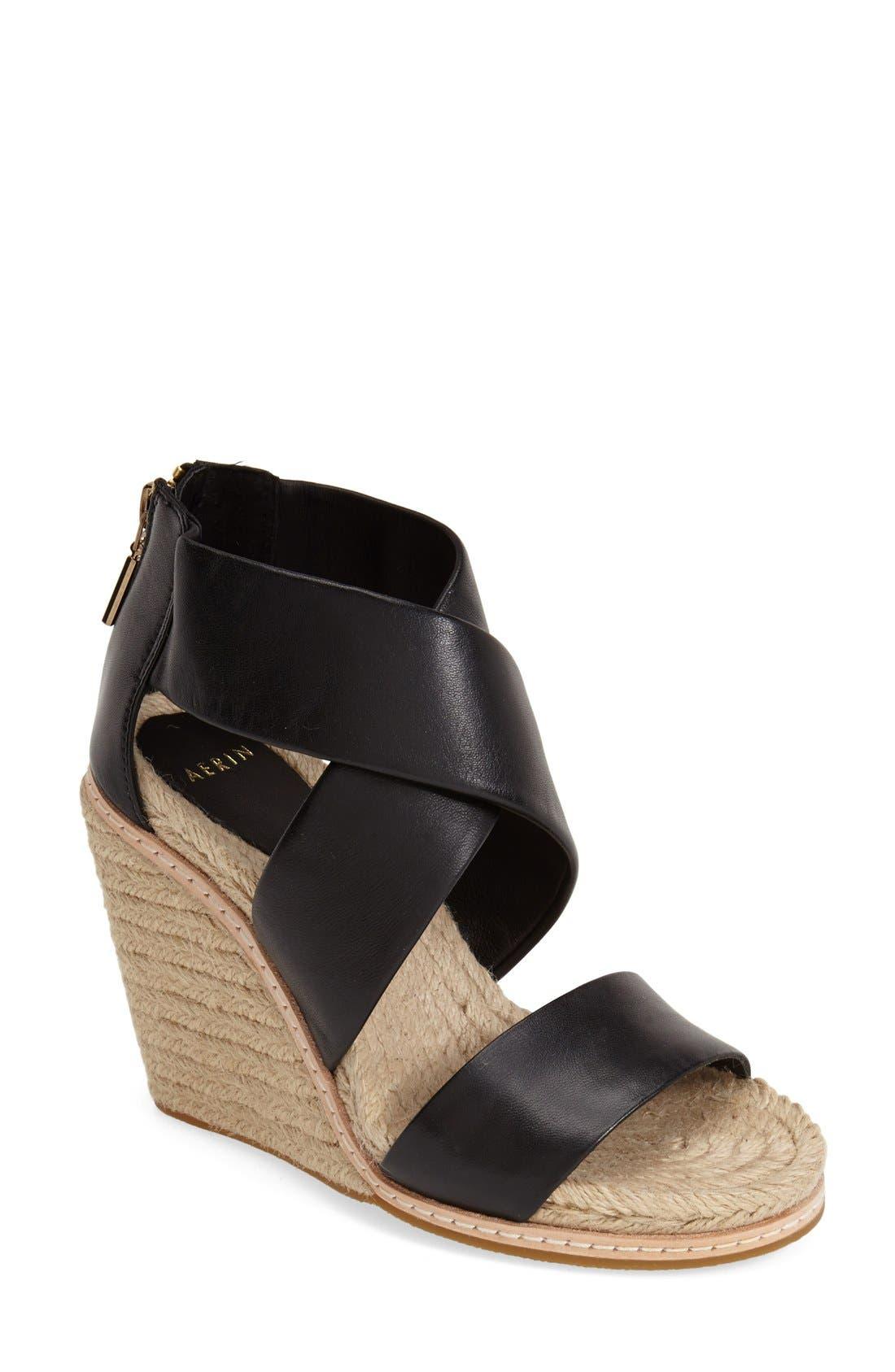 Alternate Image 1 Selected - Aerin 'Jayden' Espadrille Wedge Sandal (Women)