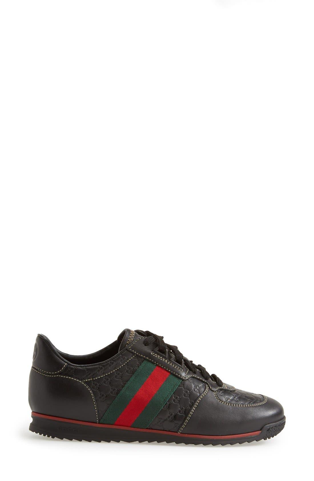 Alternate Image 4  - Gucci Sport Sneaker (Women)