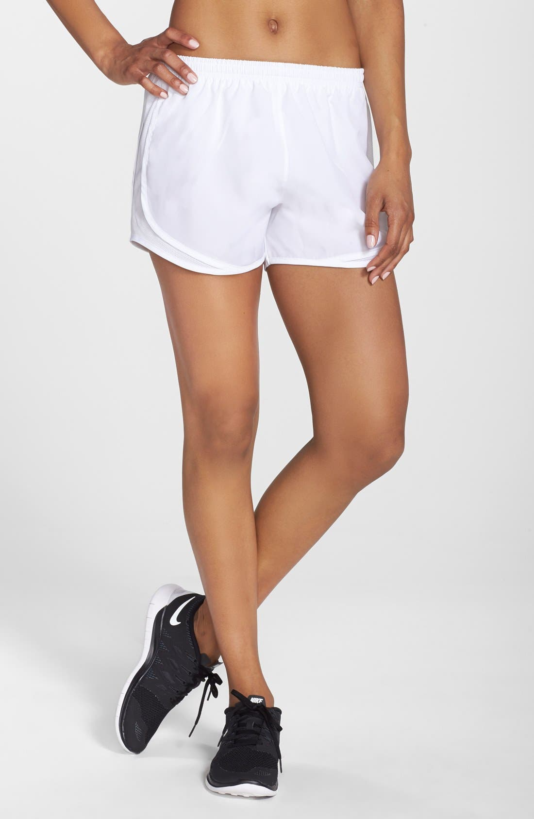 Alternate Image 1 Selected - Nike 'Tempo' Track Shorts (Online Only)