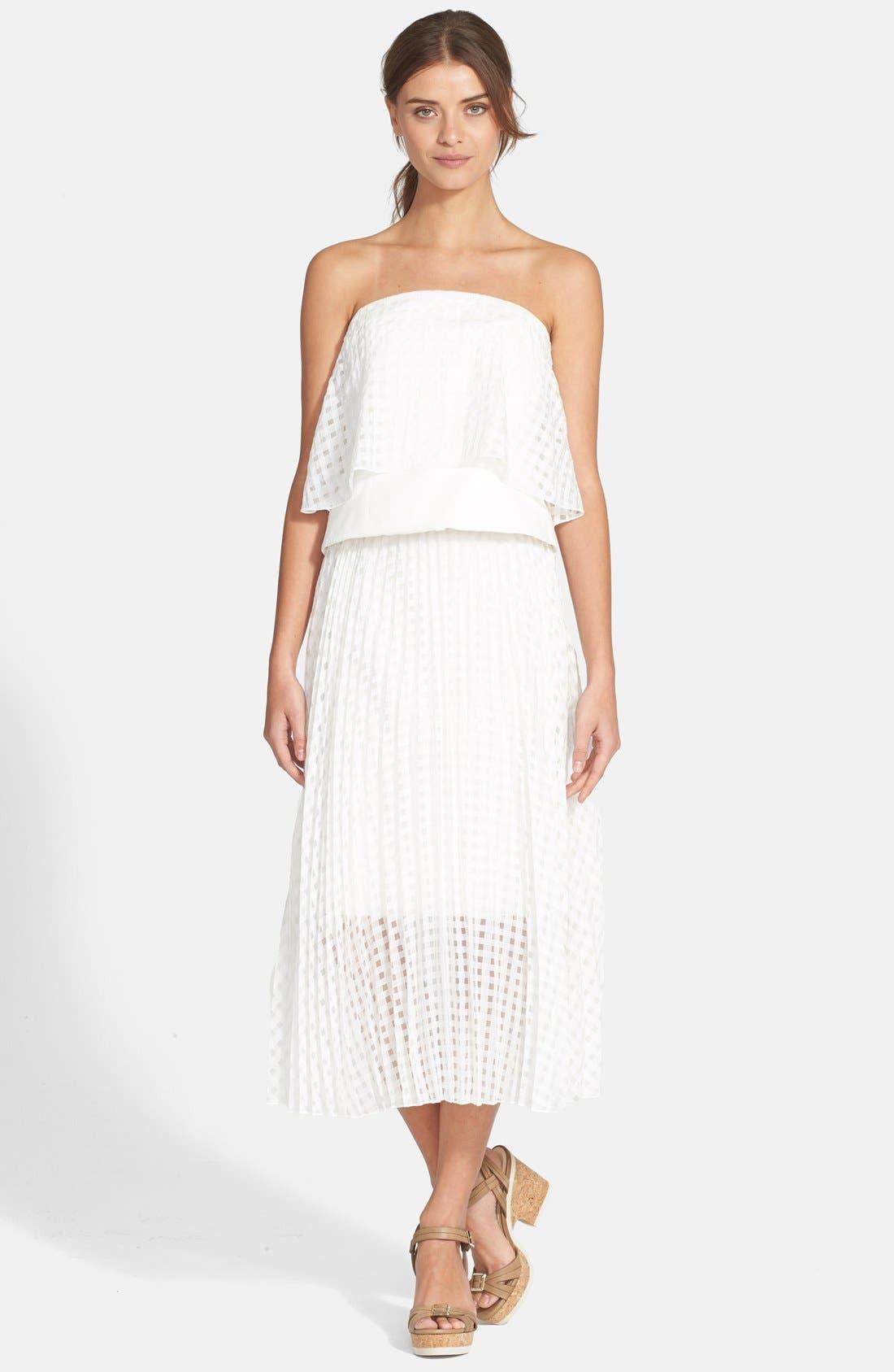 Alternate Image 4  - Tibi 'Sunray' Pleated Skirt