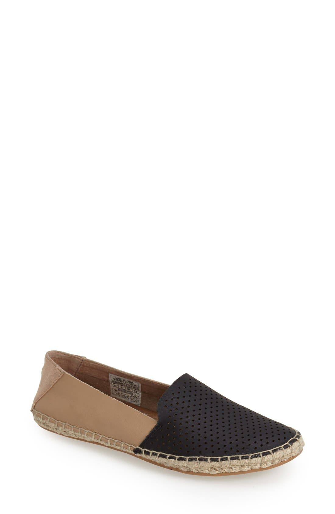 Main Image - Reef 'Shaded Summer' Espadrille Flat (Women)