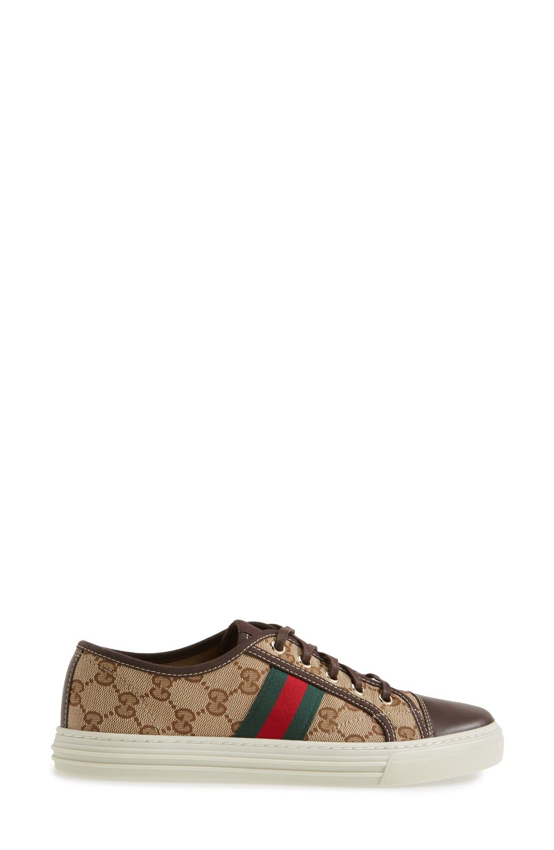 Alternate Image 4  - Gucci 'California' Sneaker (Women)
