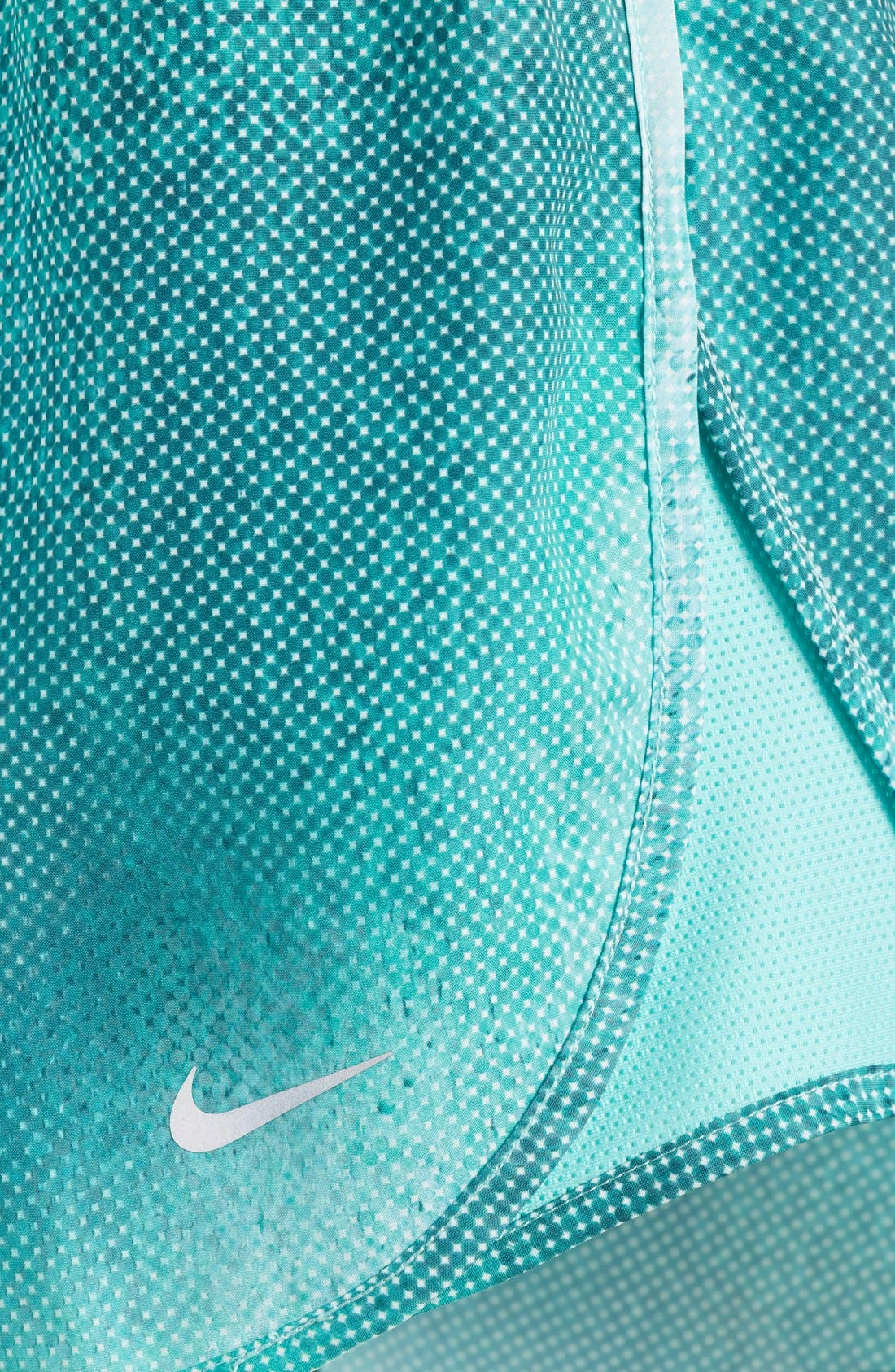 Alternate Image 7  - Nike 'Modern Tempo' Print Dri-FIT Shorts (Women)