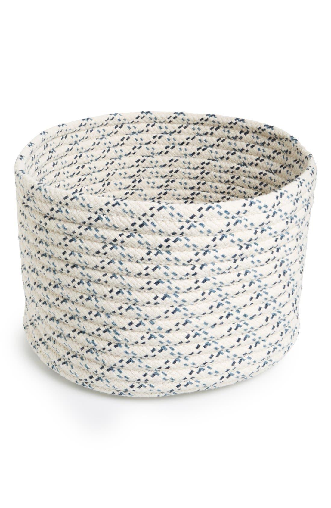 Alternate Image 1 Selected - Colonial Mills Braided Storage Basket