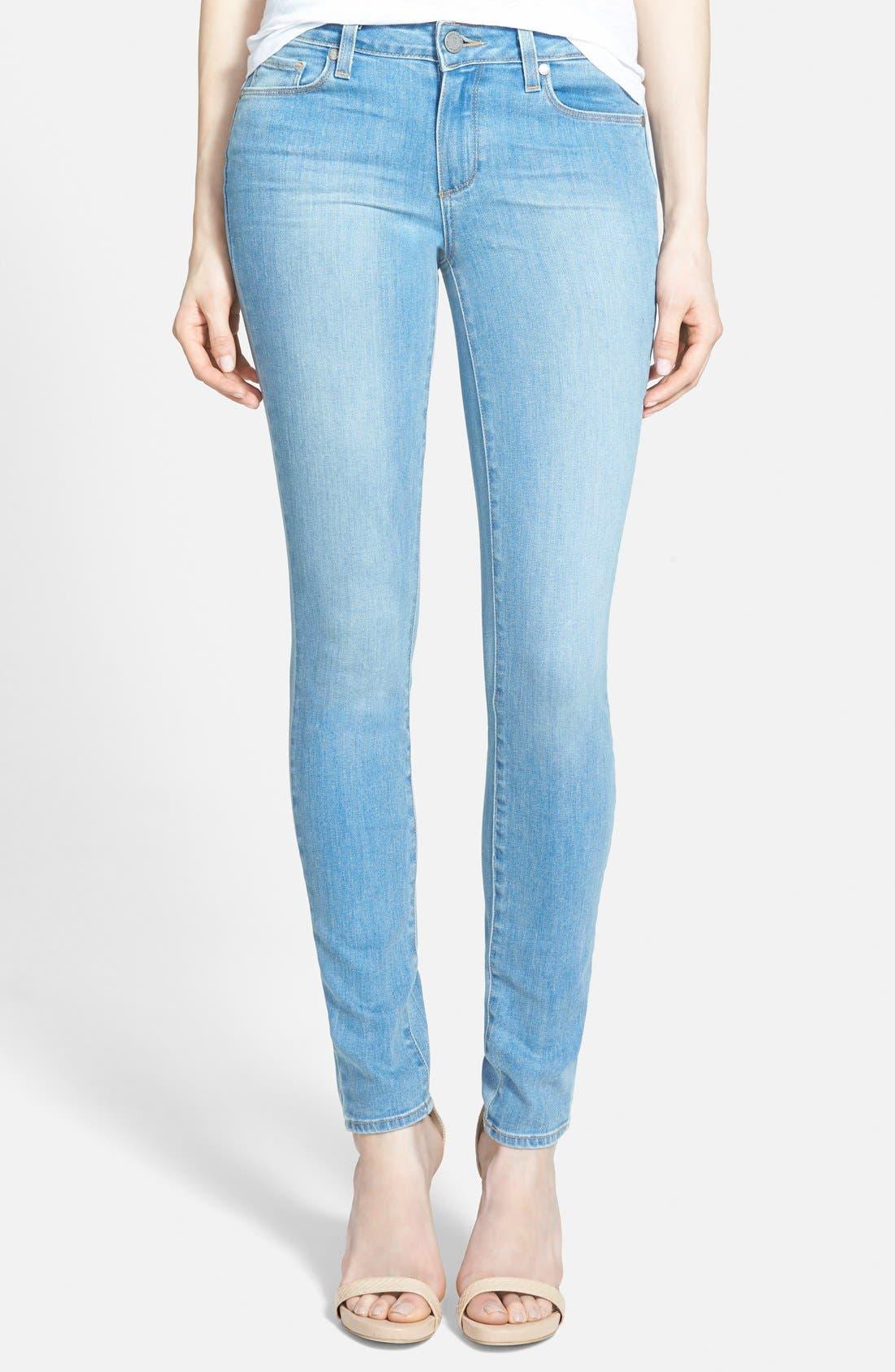 Alternate Image 1 Selected - Paige Denim 'Verdugo' Ultra Skinny Jeans (Maddie)