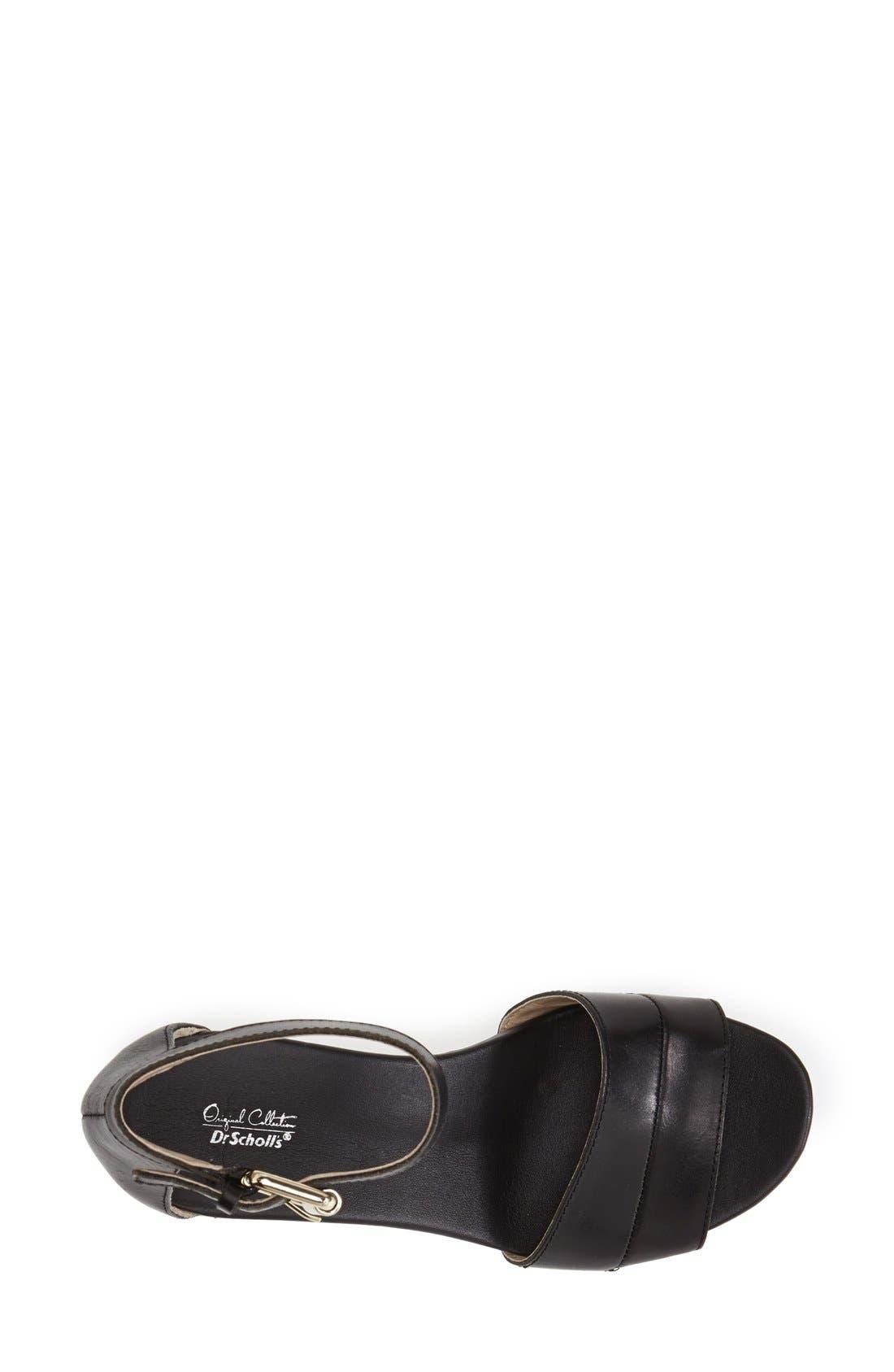 Alternate Image 3  - Dr. Scholl's Original Collection 'Warner' Wedge Sandal (Women)