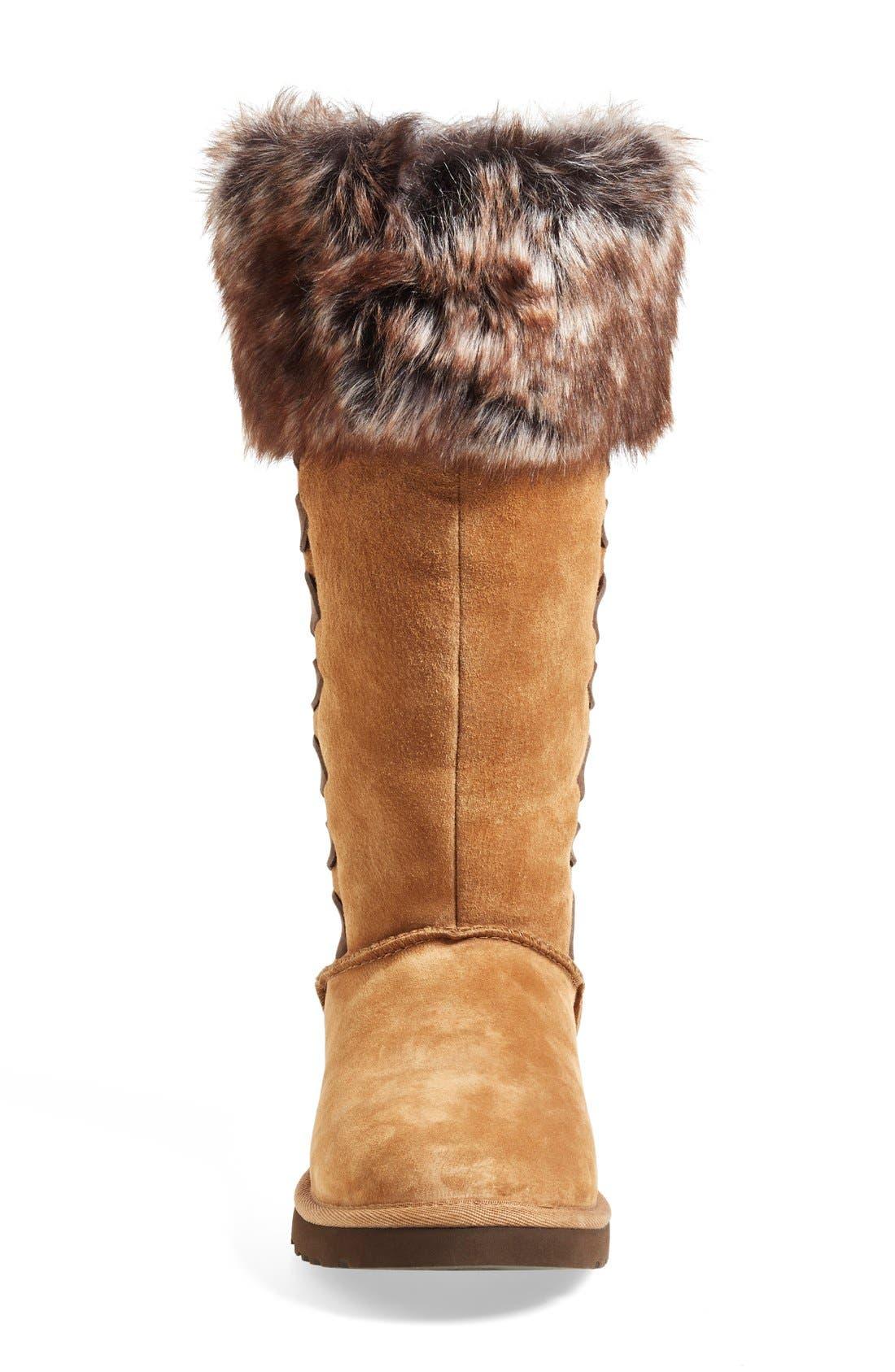 Alternate Image 3  - UGG® Australia 'Rosana' Tall Boot (Women)
