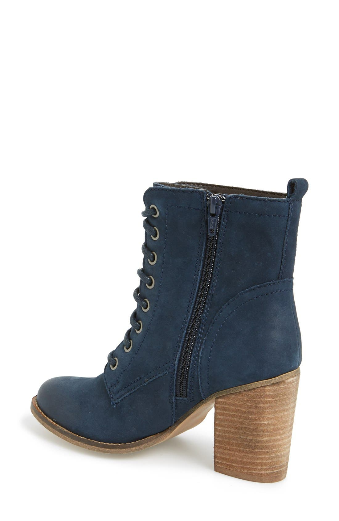 Alternate Image 2  - Steve Madden 'Lauuren' Lace-Up Bootie (Women)