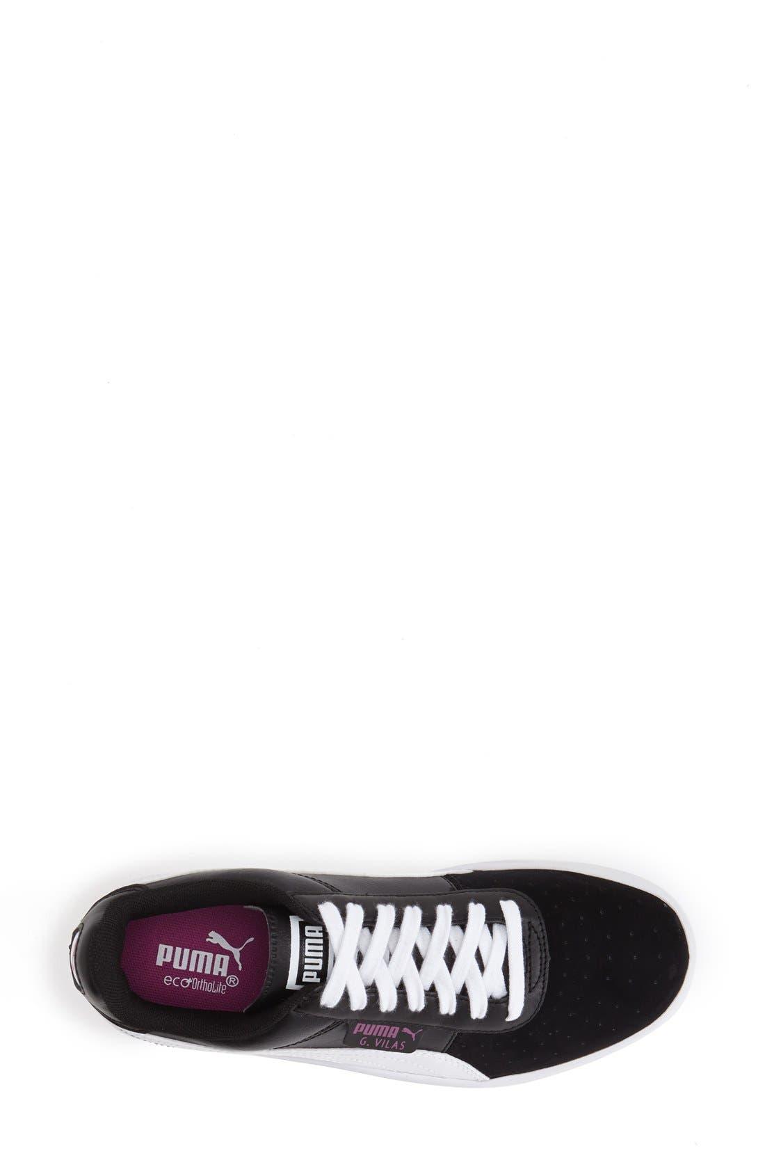 Alternate Image 3  - PUMA 'G. Vilas - Basic Sport' Sneaker (Women)