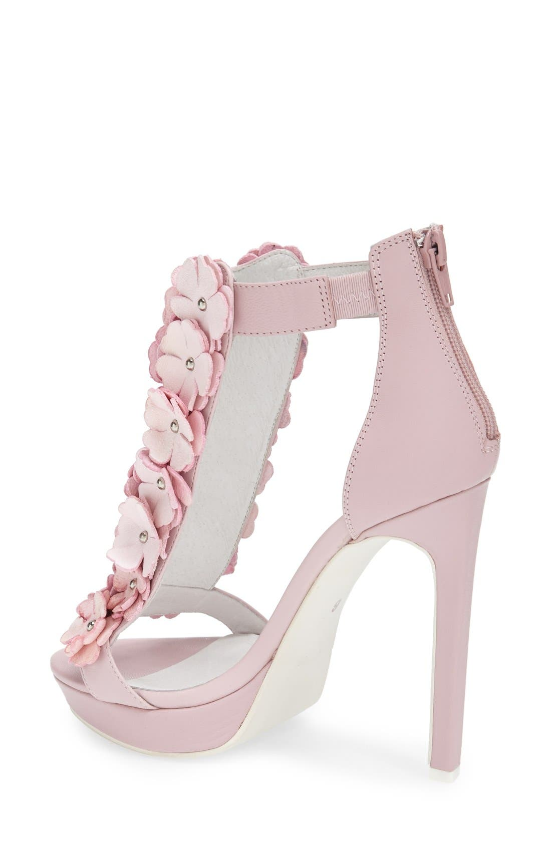 Alternate Image 2  - Jeffrey Campbell 'Cilla-Rose' Platform Sandal (Women)