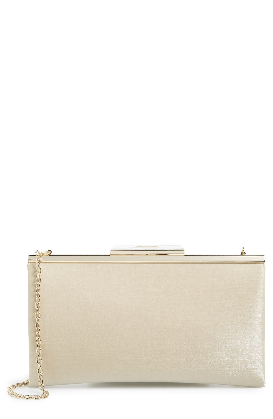 Main Image - Glint 'Shimmer Topper' Clutch