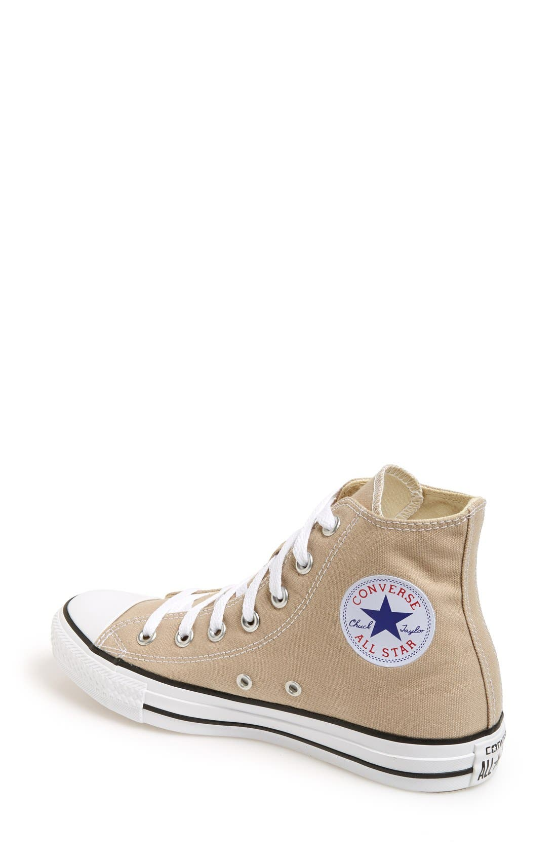 Alternate Image 2  - Converse Chuck Taylor® All Star®' Seasonal' High Top Sneaker (Women)