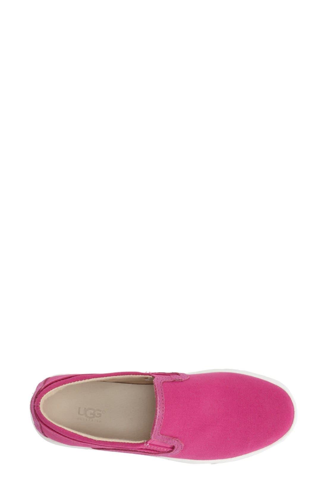 Alternate Image 3  - UGG Australia® 'Fierce' Slip-On Sneaker (Women)