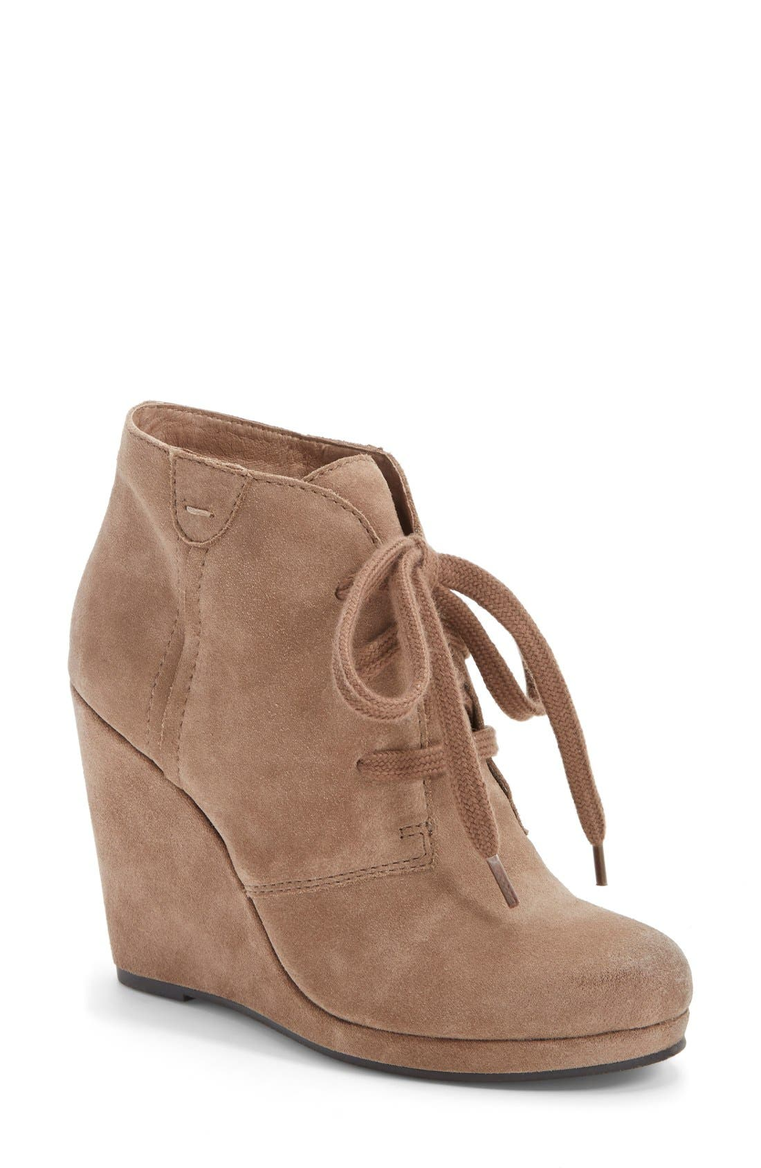 Alternate Image 1 Selected - Dolce Vita 'Gael' Suede Bootie (Women)