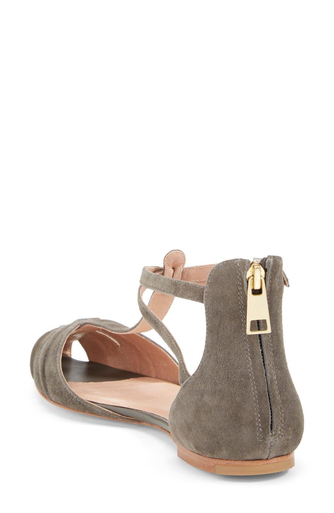 Alternate Image 2  - Joie 'Agnes' T-Strap Sandal (Women)