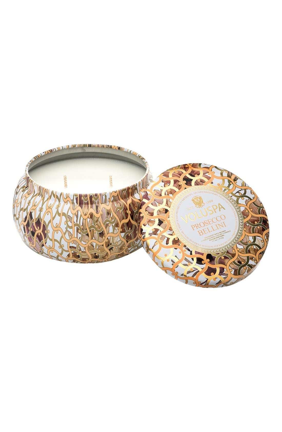 Voluspa 'Maison Blanc - Prosecco Bellini' Two-Wick Candle