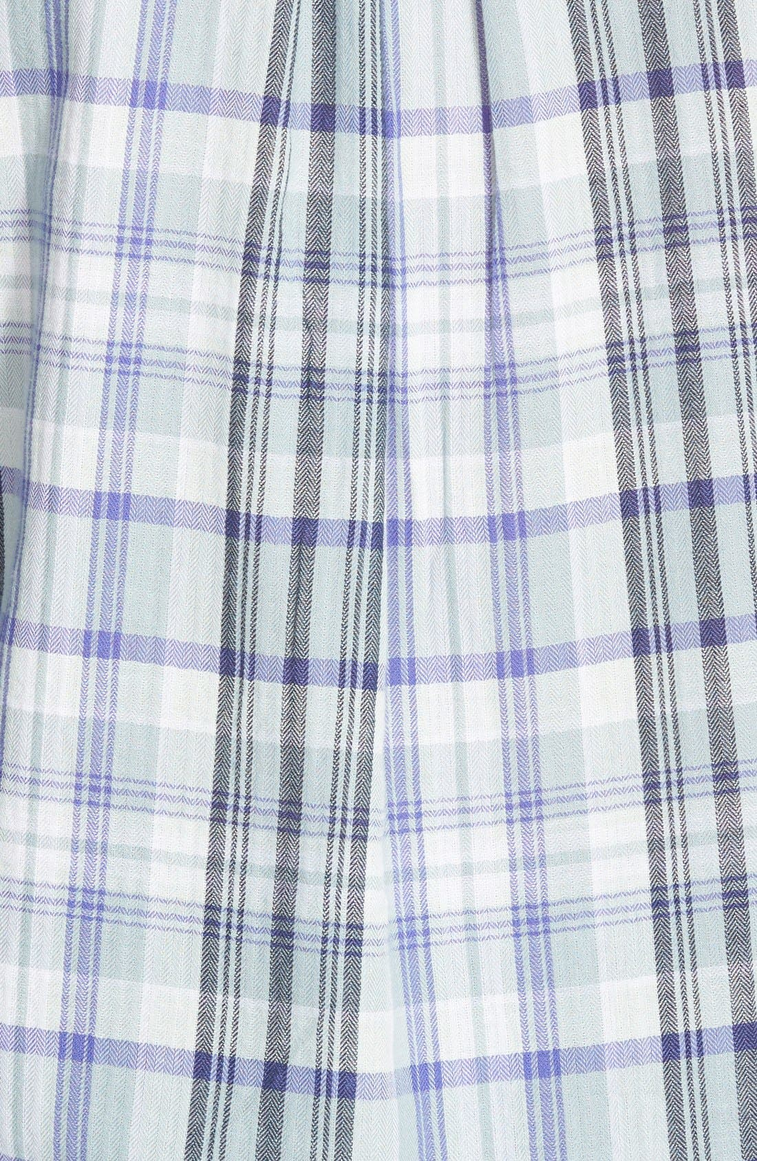 Alternate Image 3  - BP. Plaid Shirt (Juniors)