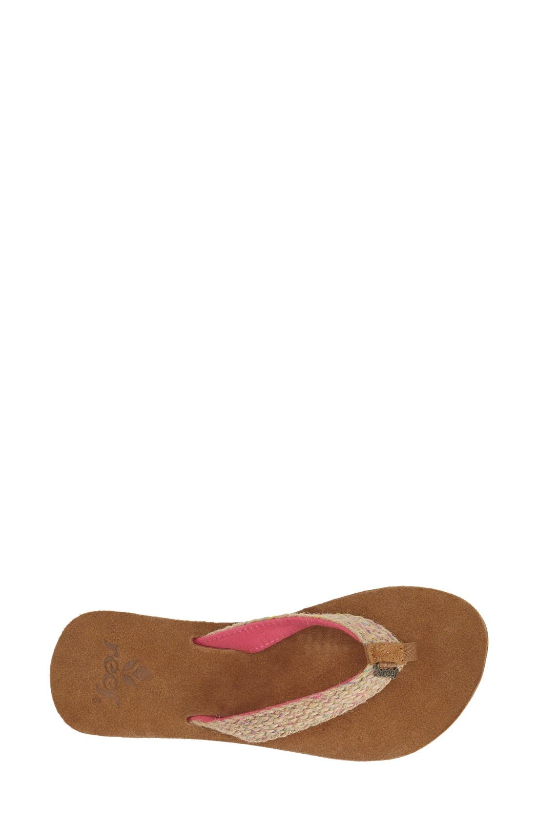 Alternate Image 3  - Reef 'Gypsyhope' Flip Flop (Women)