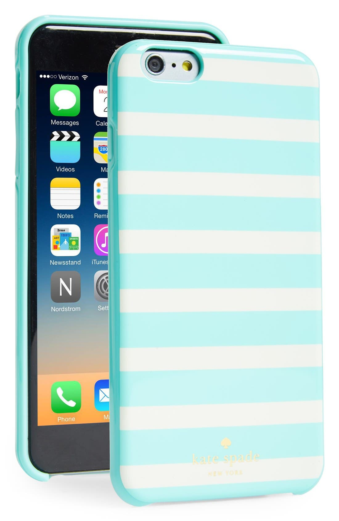 Main Image - kate spade new york 'fairmont square' iPhone 6 Plus case