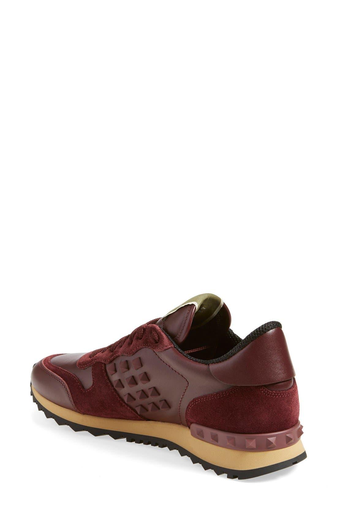 Alternate Image 2  - Valentino 'Rockrunner' Sneaker (Women)