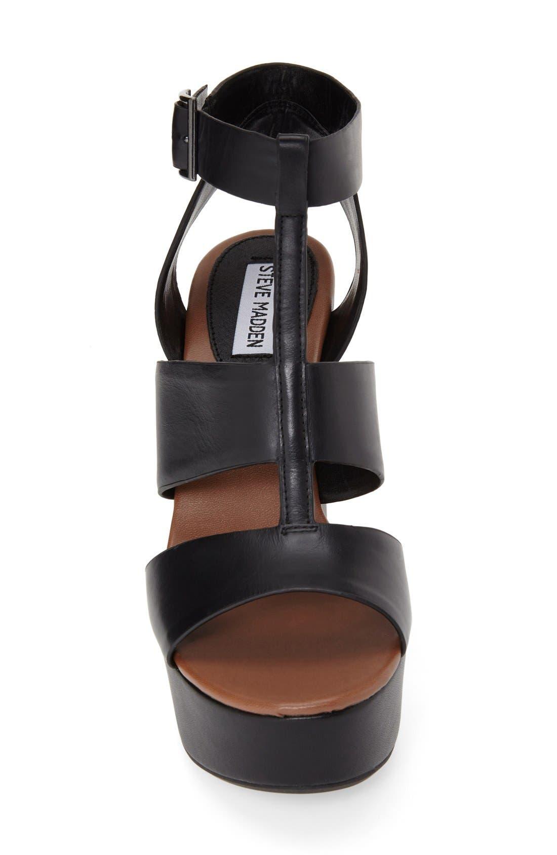 Alternate Image 3  - Steve Madden 'Keenia' Wedge Sandal (Women)