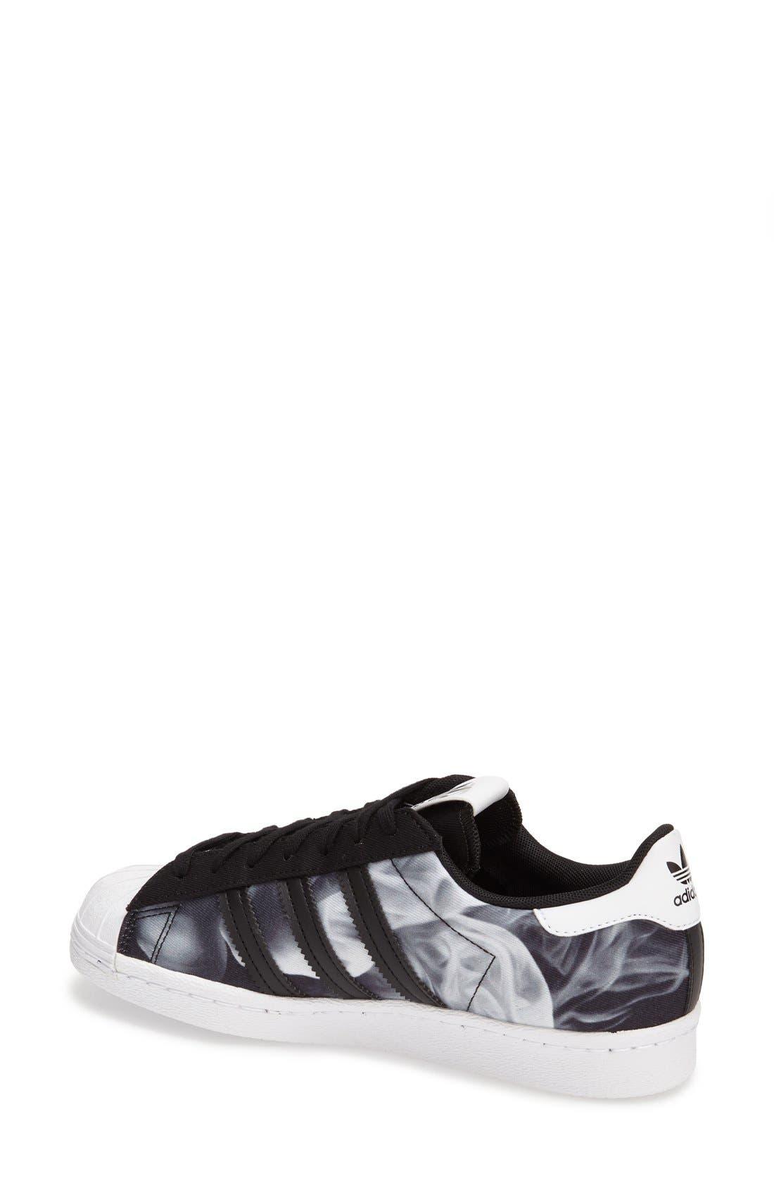Alternate Image 2  - adidas 'Superstar 80 - Rita Ora' Sneaker (Women)