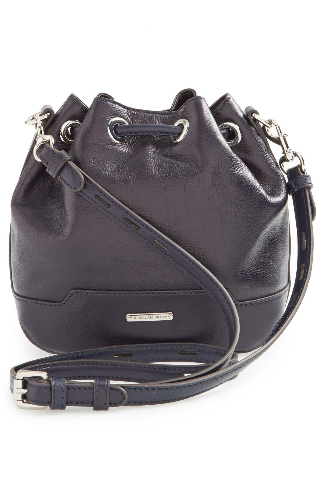 Alternate Image 3  - Rebecca Minkoff 'Mini Fiona' Bucket Bag