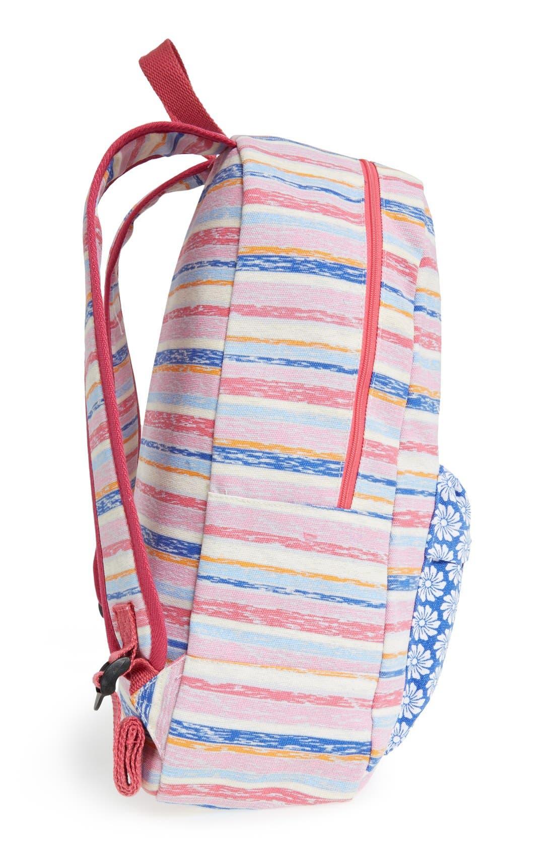 Alternate Image 2  - Tucker + Tate Print Backpack (Girls)