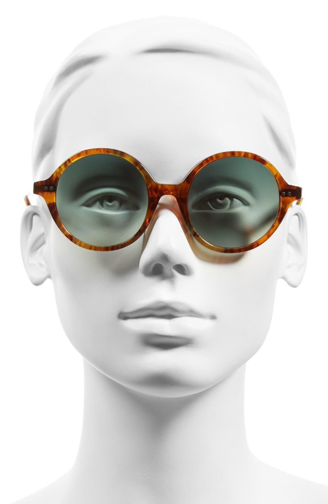 Alternate Image 2  - Steven Alan 'Beatrice' 51mm Retro Sunglasses
