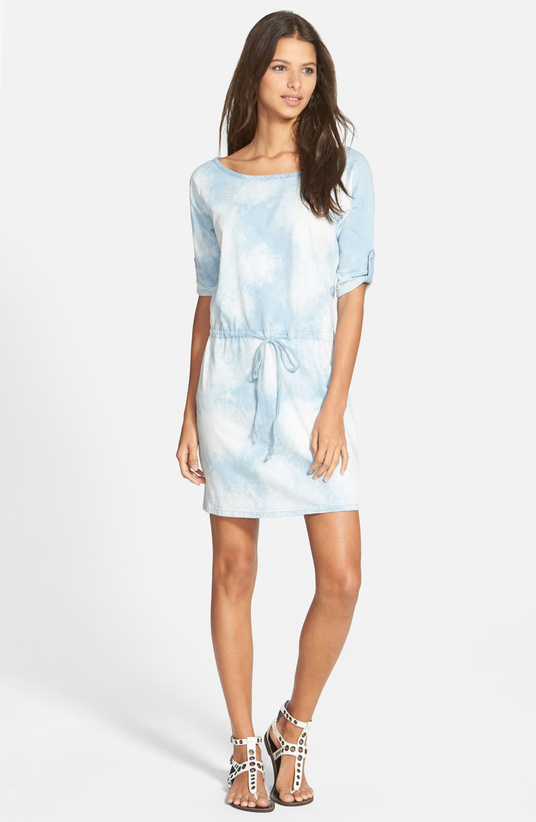 Alternate Image 1 Selected - Standards & Practices Cotton Jersey Dress