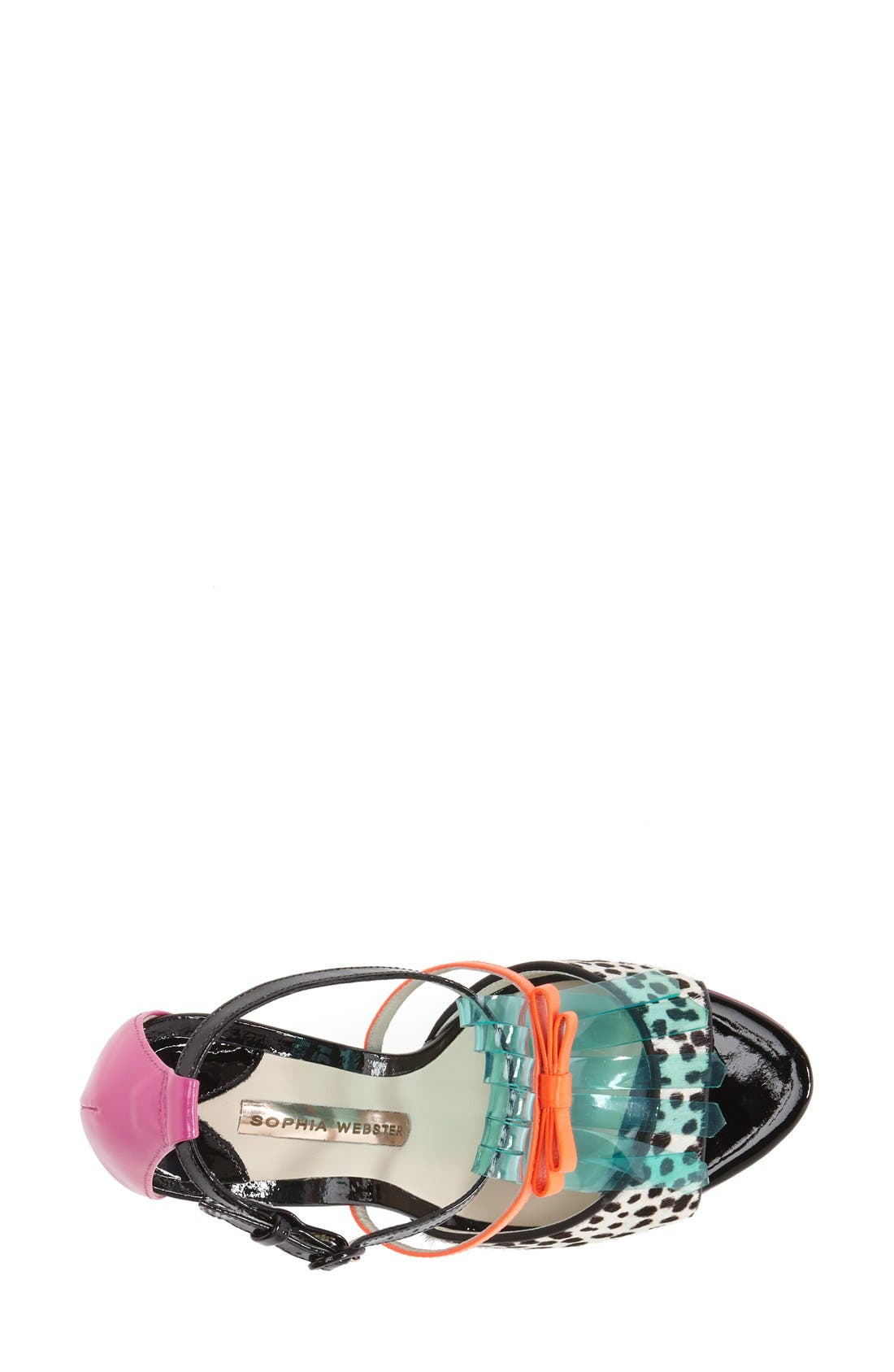 Alternate Image 3  - Sophia Webster 'Verity Polka' Sandal (Women)